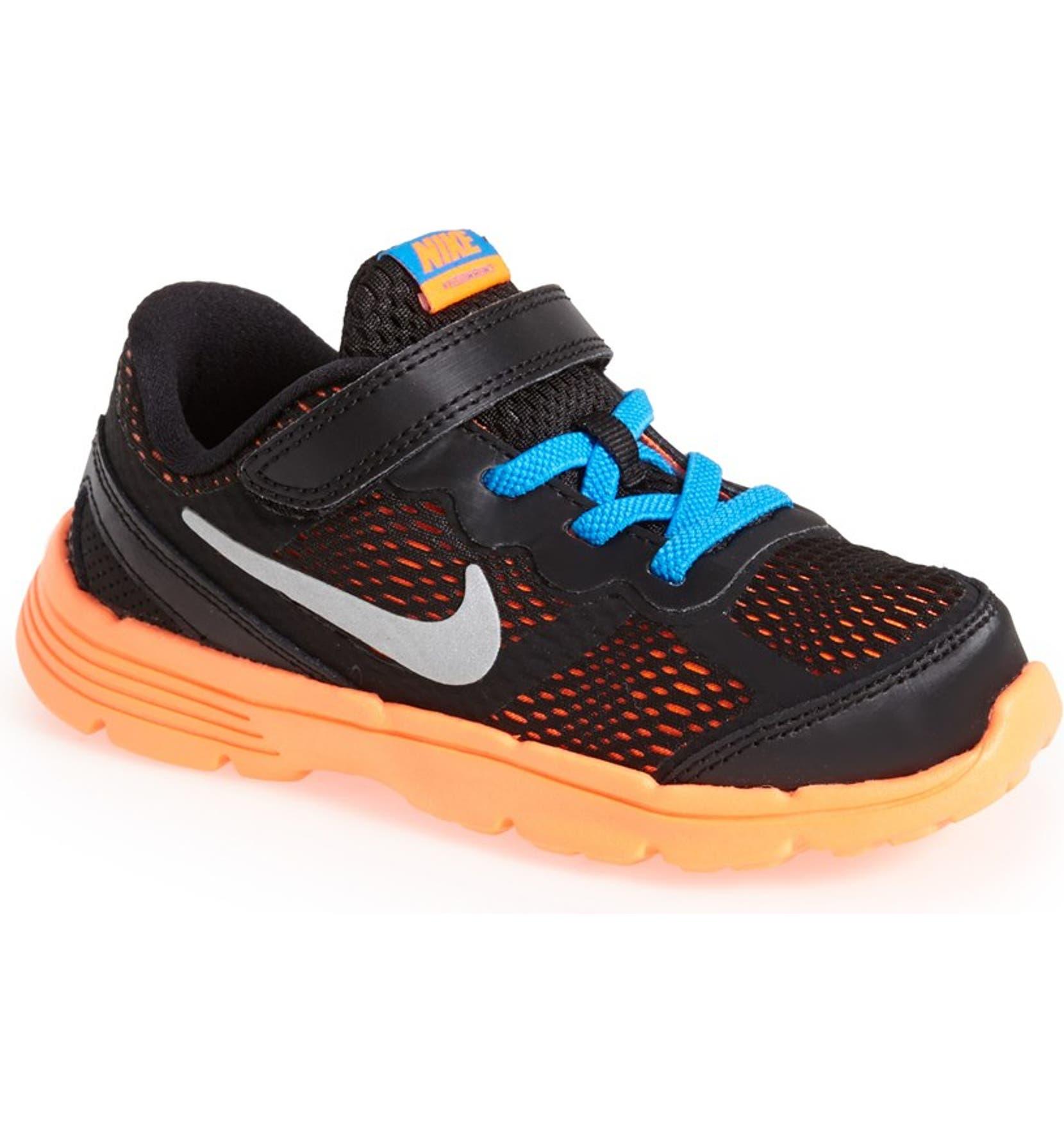 5e64b743136 Nike  Dual Fusion Run 3  Athletic Shoe (Baby