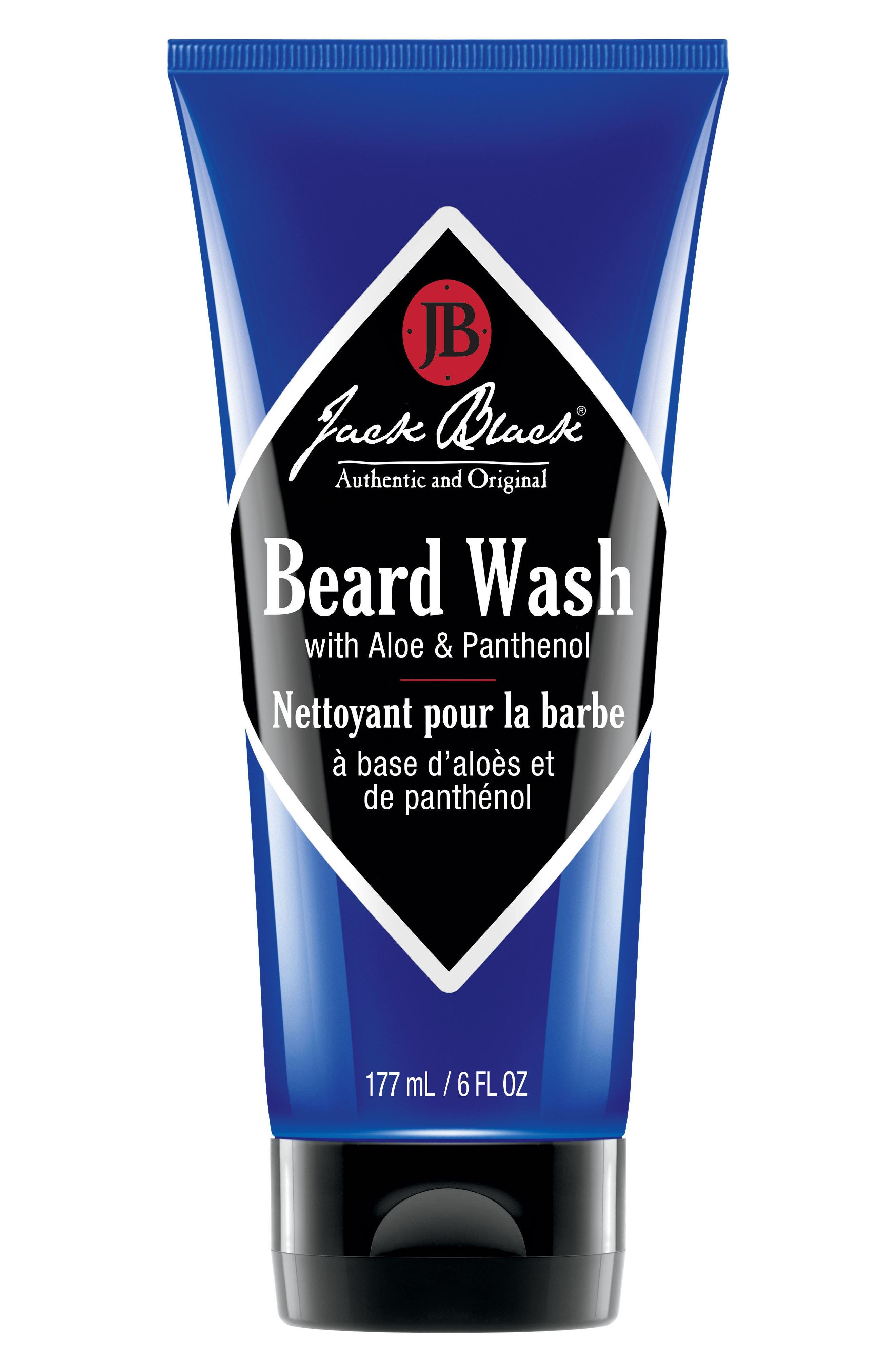 Beard Wash,                             Main thumbnail 1, color,                             000
