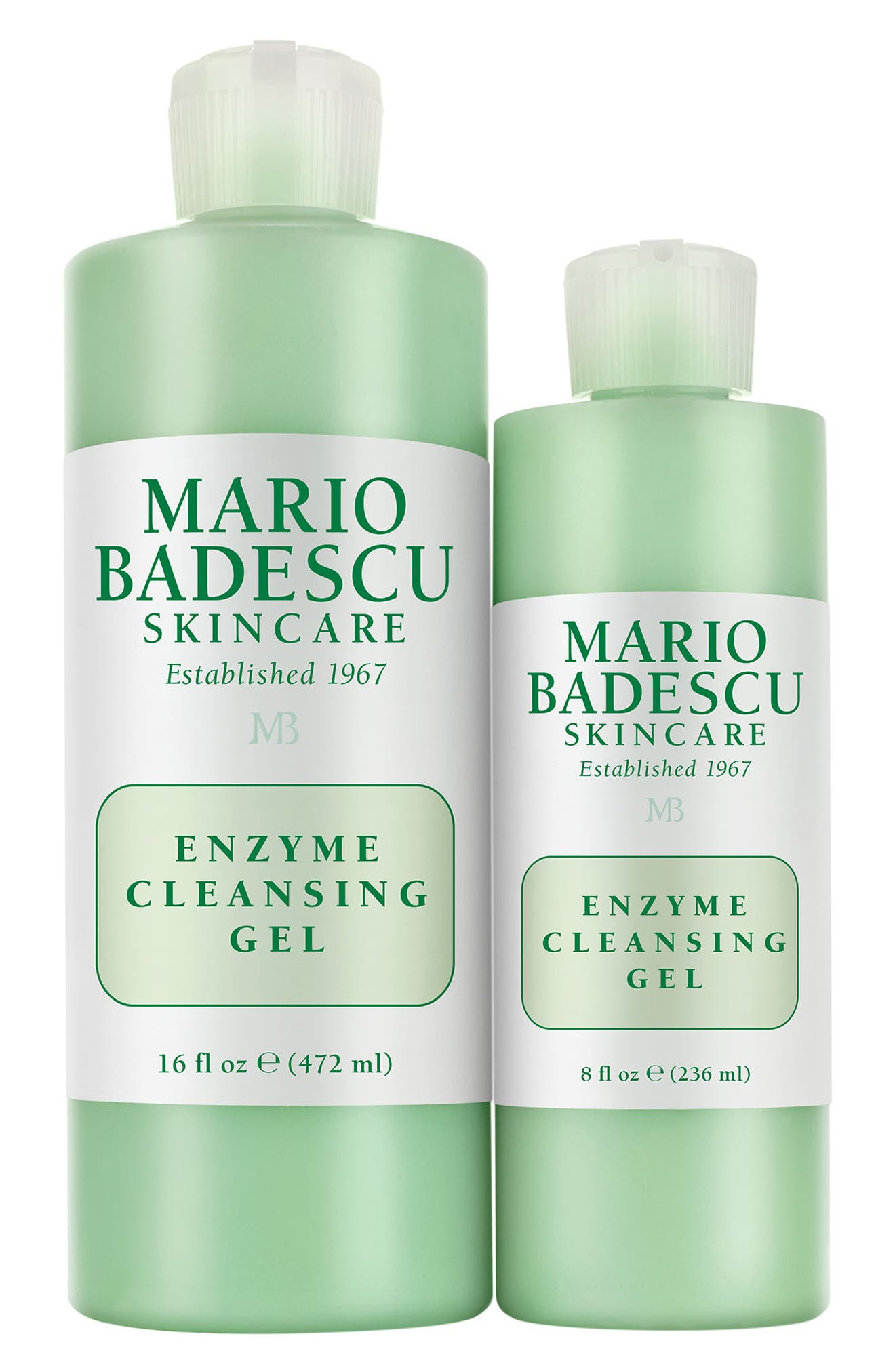 MARIO BADESCU,                             Enzyme Cleansing Gel Duo,                             Main thumbnail 1, color,                             000