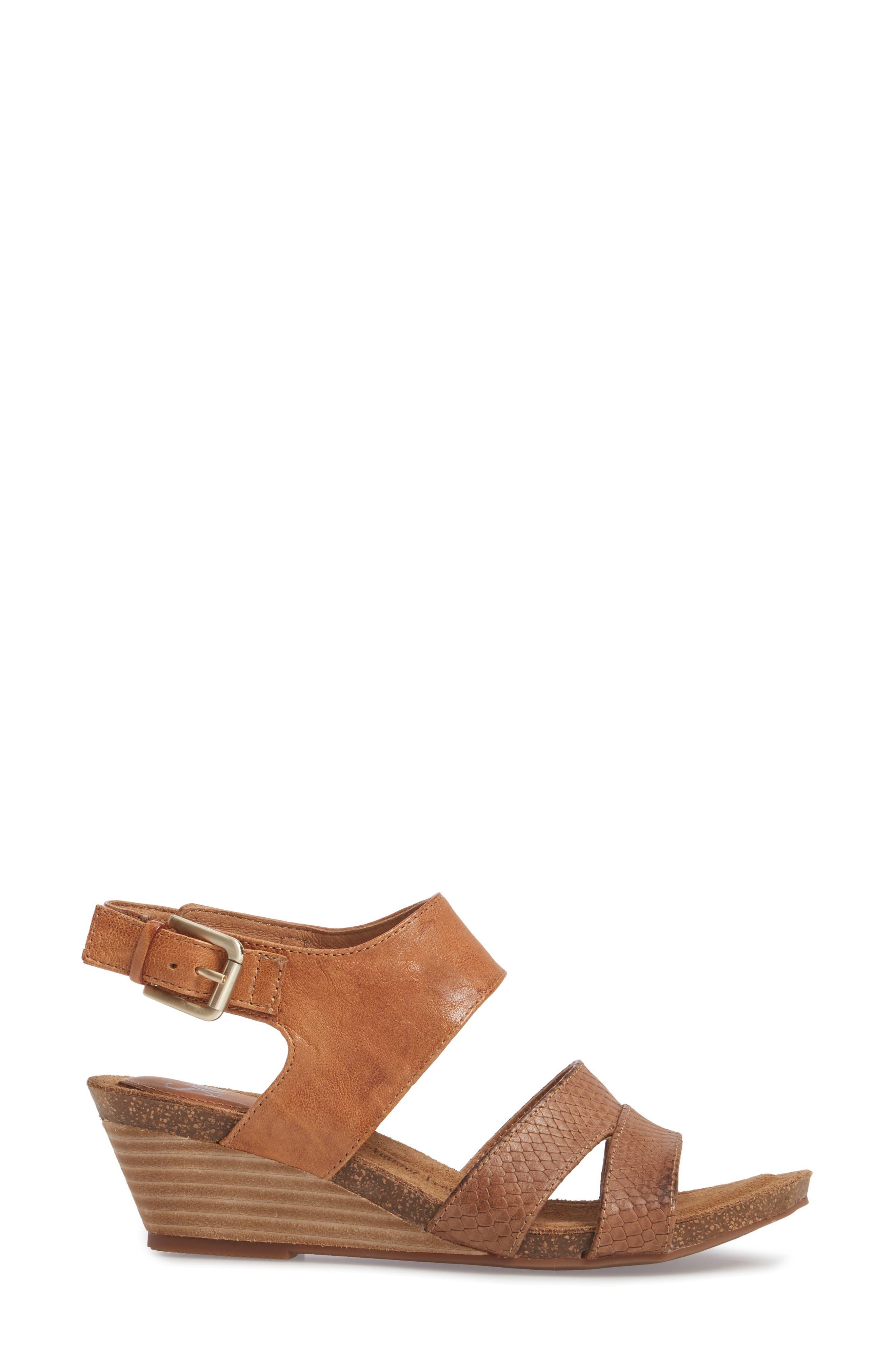 Velden Wedge Sandal,                             Alternate thumbnail 9, color,