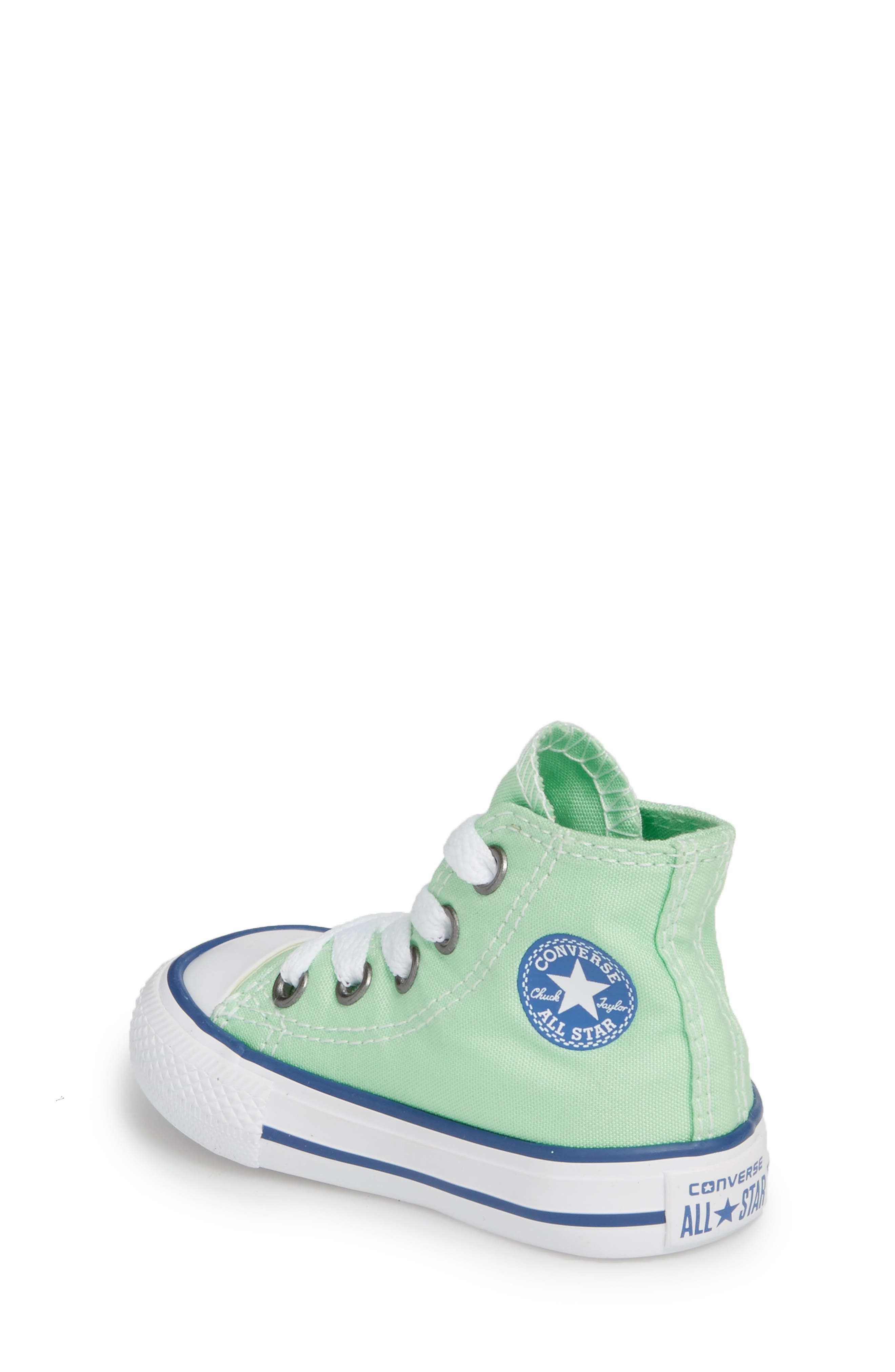 Chuck Taylor<sup>®</sup> All Star<sup>®</sup> Seasonal High Top Sneaker,                             Alternate thumbnail 2, color,                             336