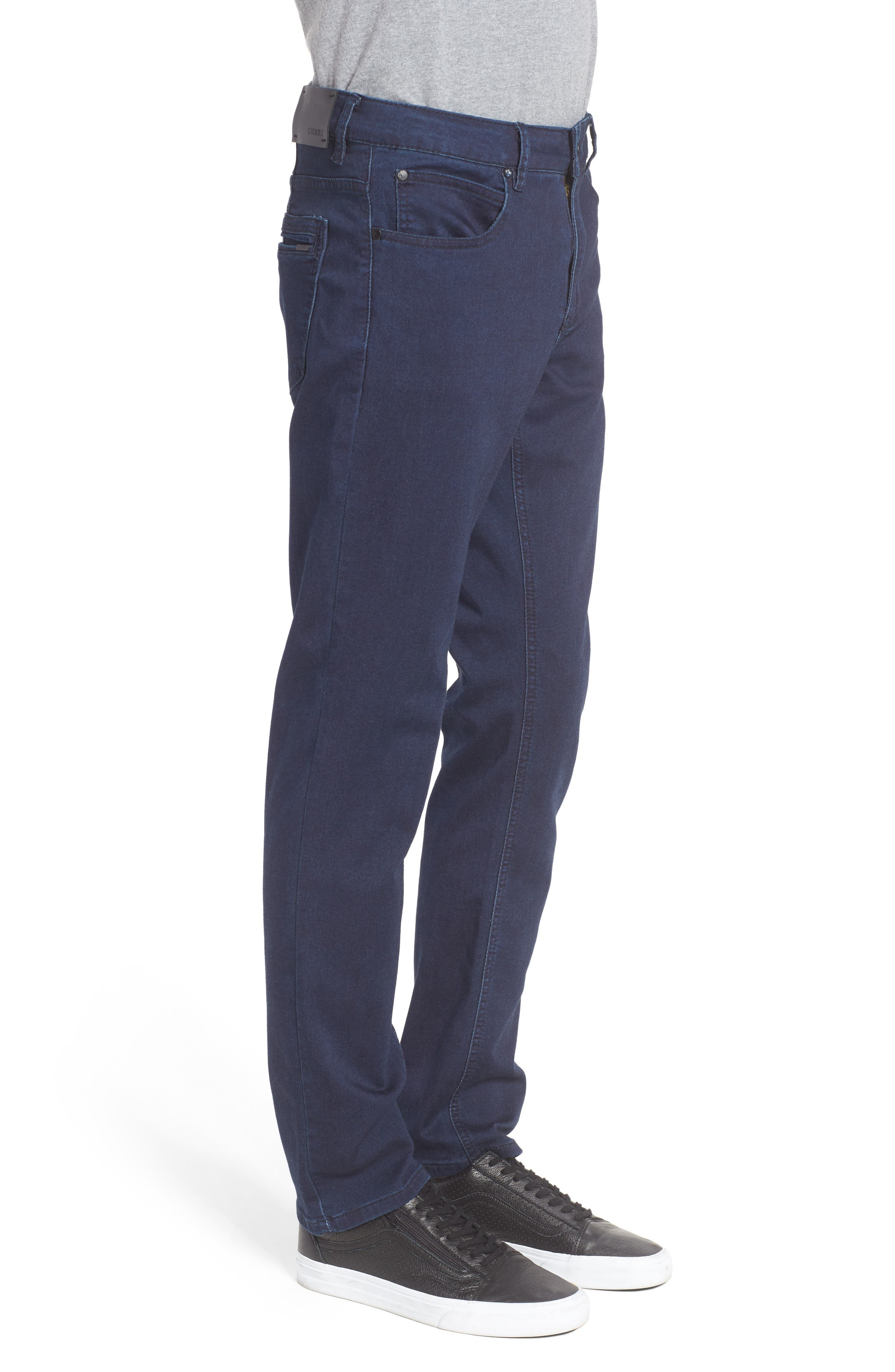 Slim Straight Leg Pants,                             Alternate thumbnail 3, color,                             462