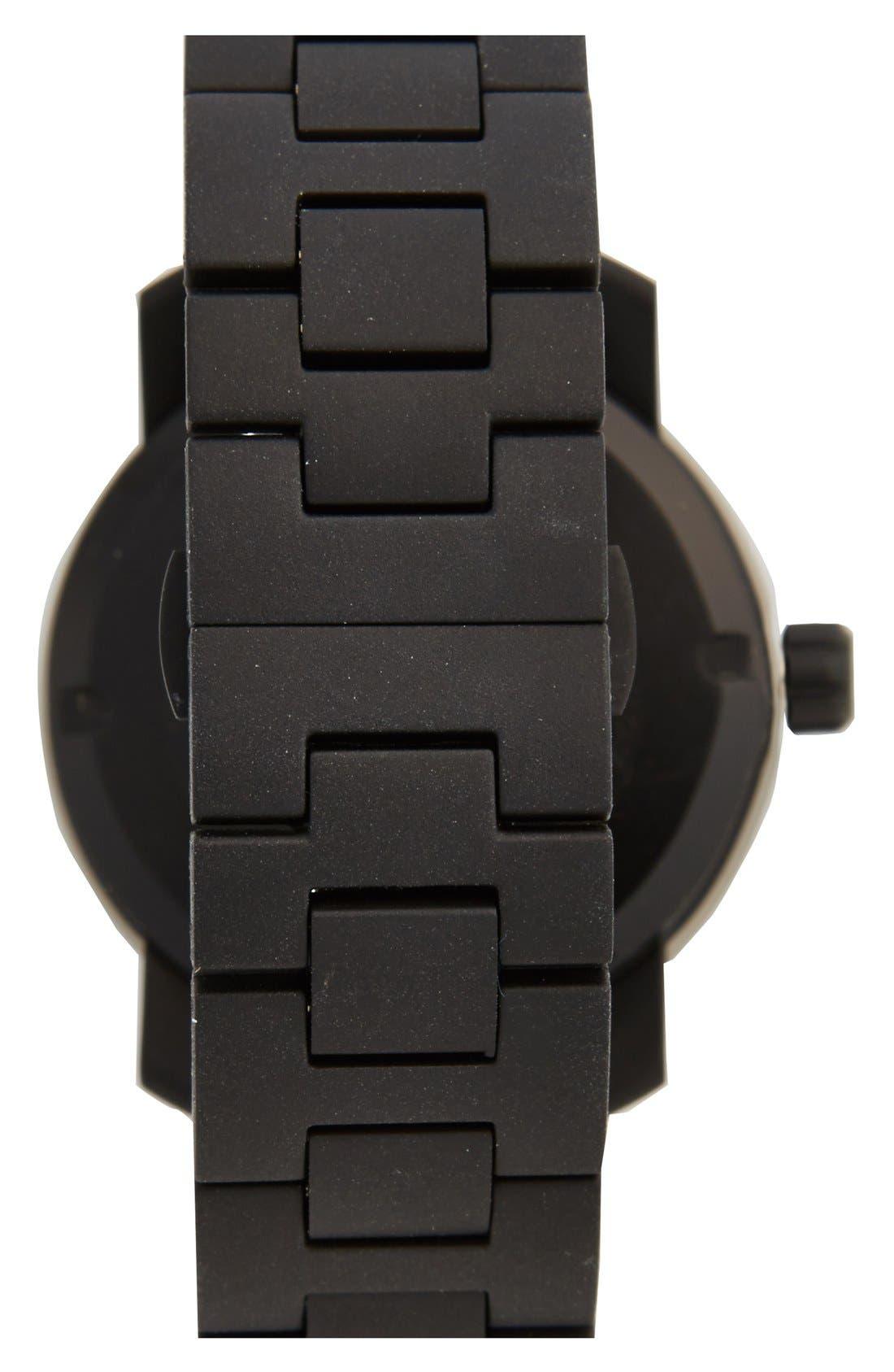 'Bold' Bracelet Watch, 46mm,                             Alternate thumbnail 5, color,