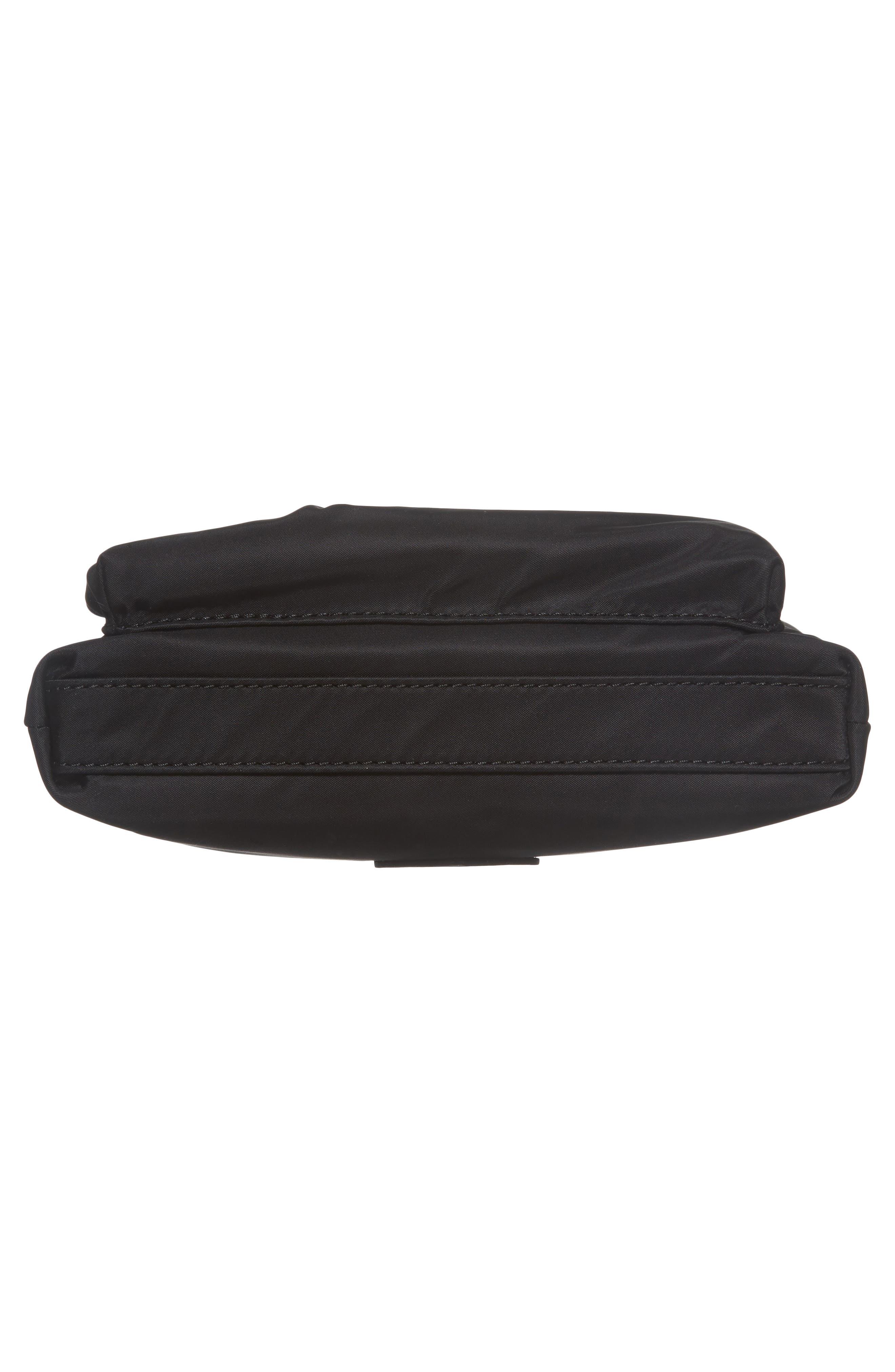 Jordan Bedford Nylon Crossbody Bag,                             Alternate thumbnail 6, color,                             008