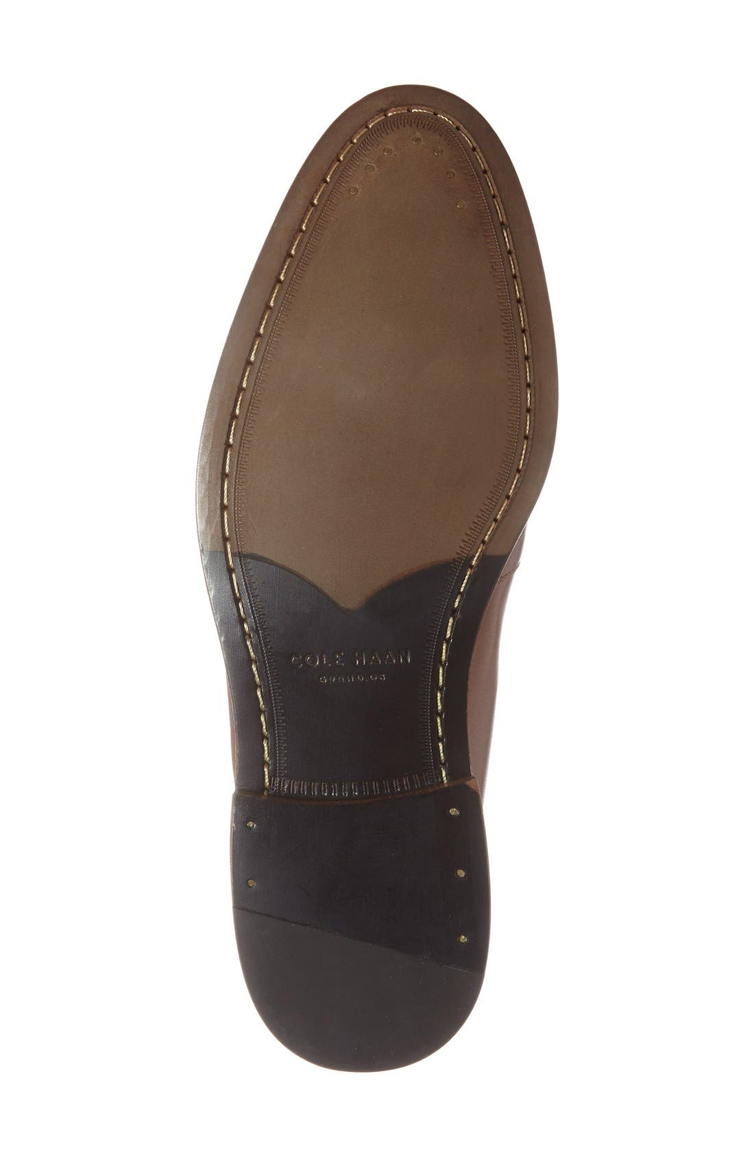 'Pinch Gotham' Penny Loafer,                             Alternate thumbnail 12, color,