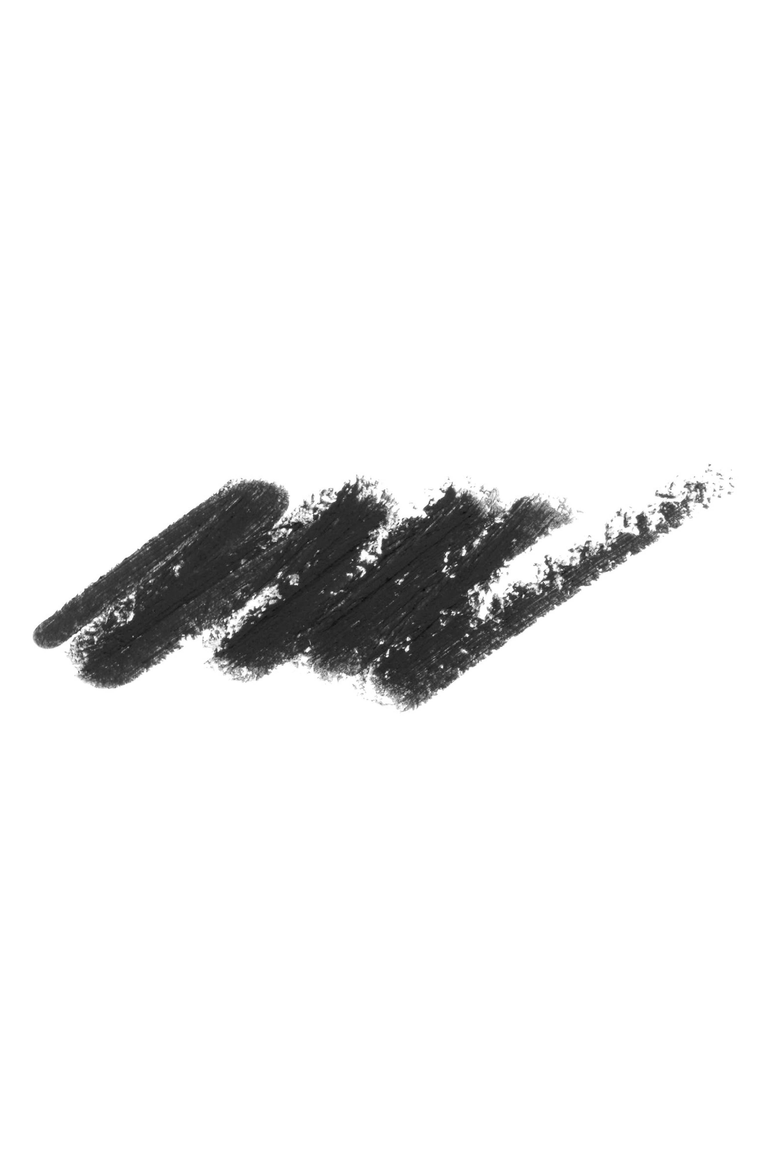 Smudge Kajal Eyeliner,                             Alternate thumbnail 3, color,                             INTENSE