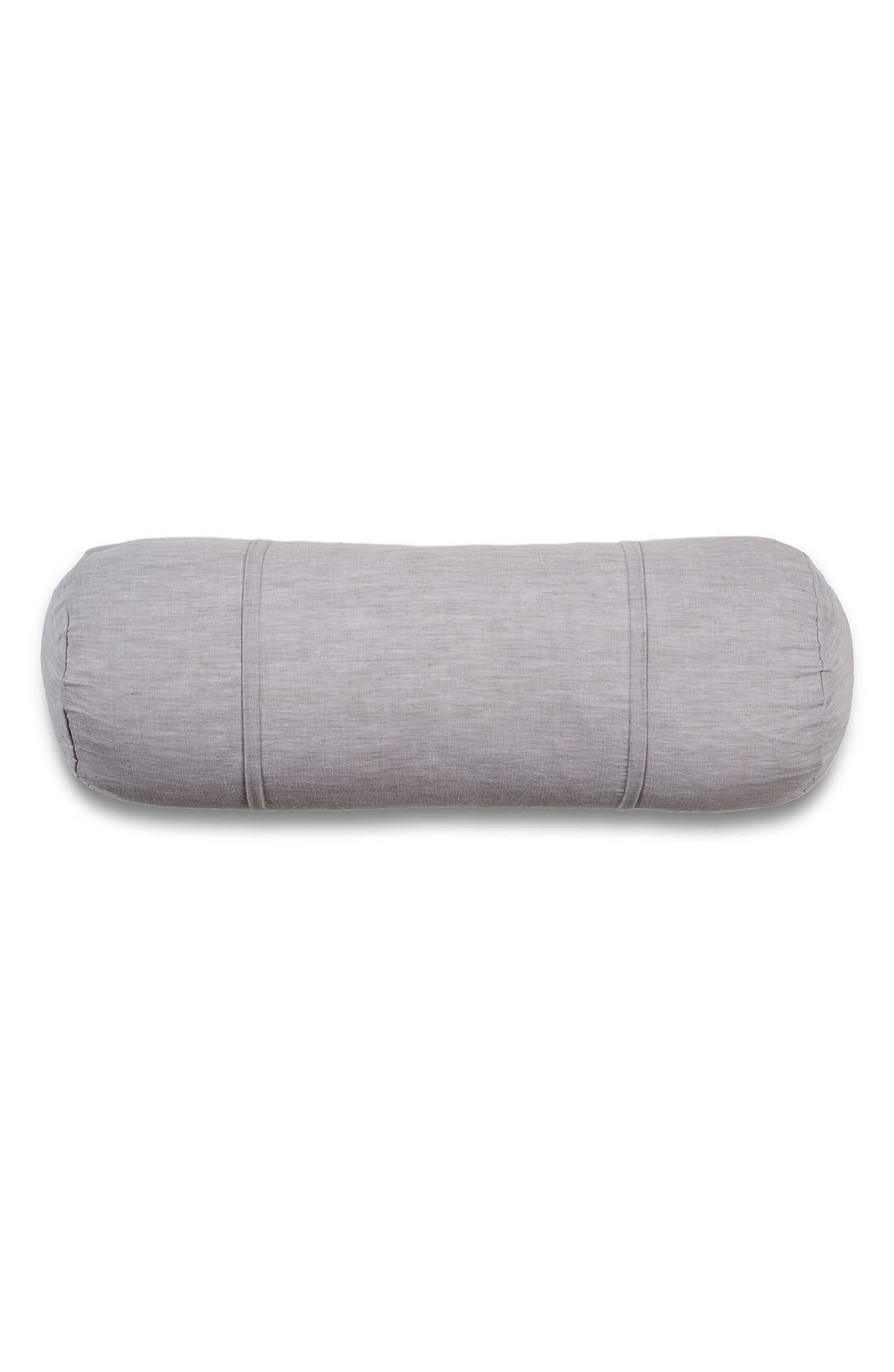 PomPomat Home 'Louwie' Bolster Pillow,                             Main thumbnail 2, color,