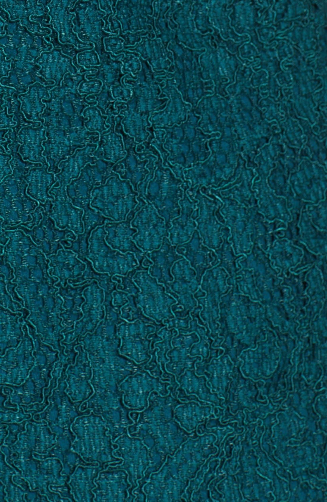 Boatneck Lace Sheath Dress,                             Alternate thumbnail 129, color,