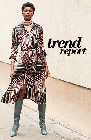 Women's trend report.