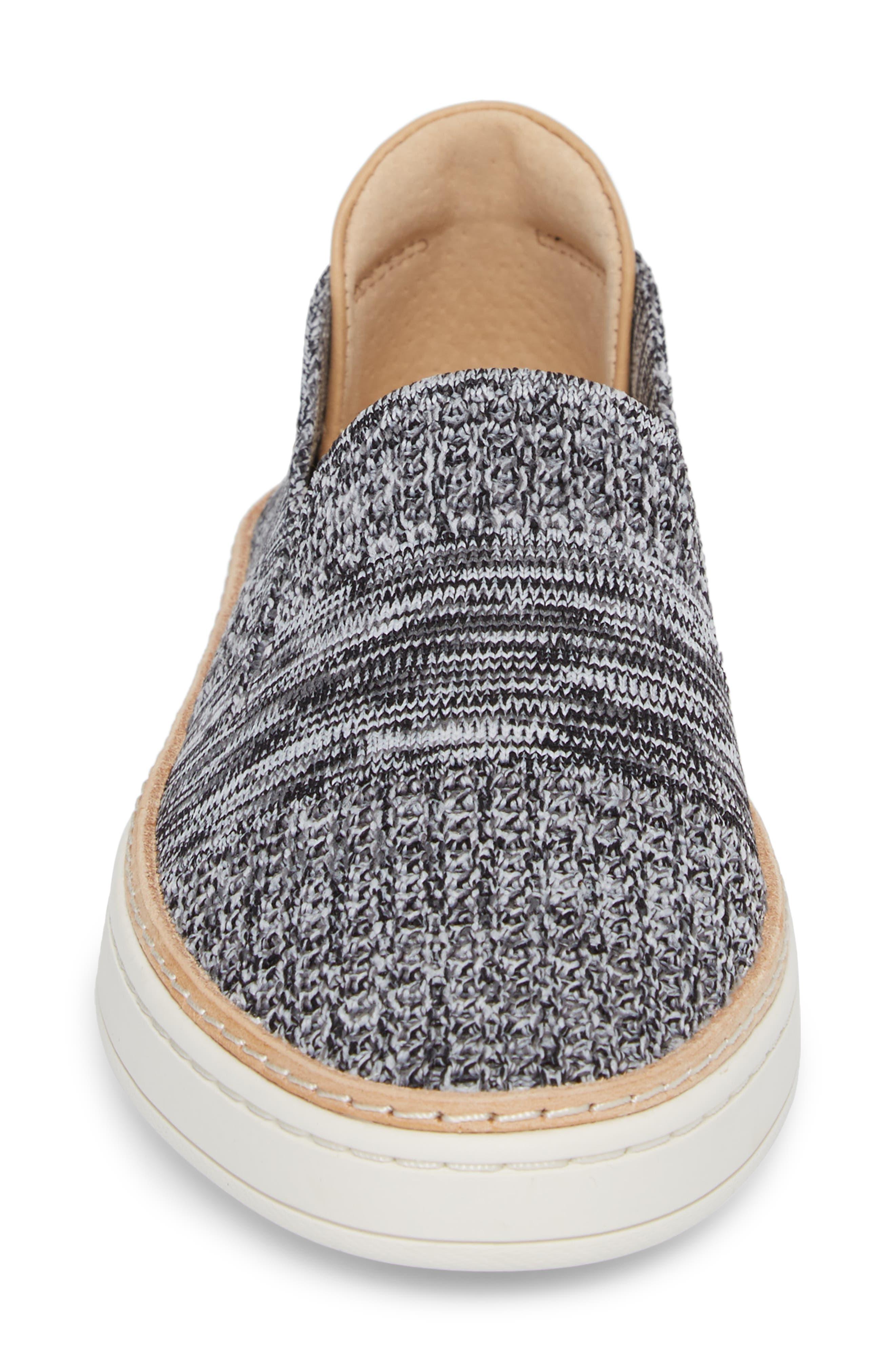 Sammy Sneaker,                             Alternate thumbnail 4, color,                             BLACK HEATHER