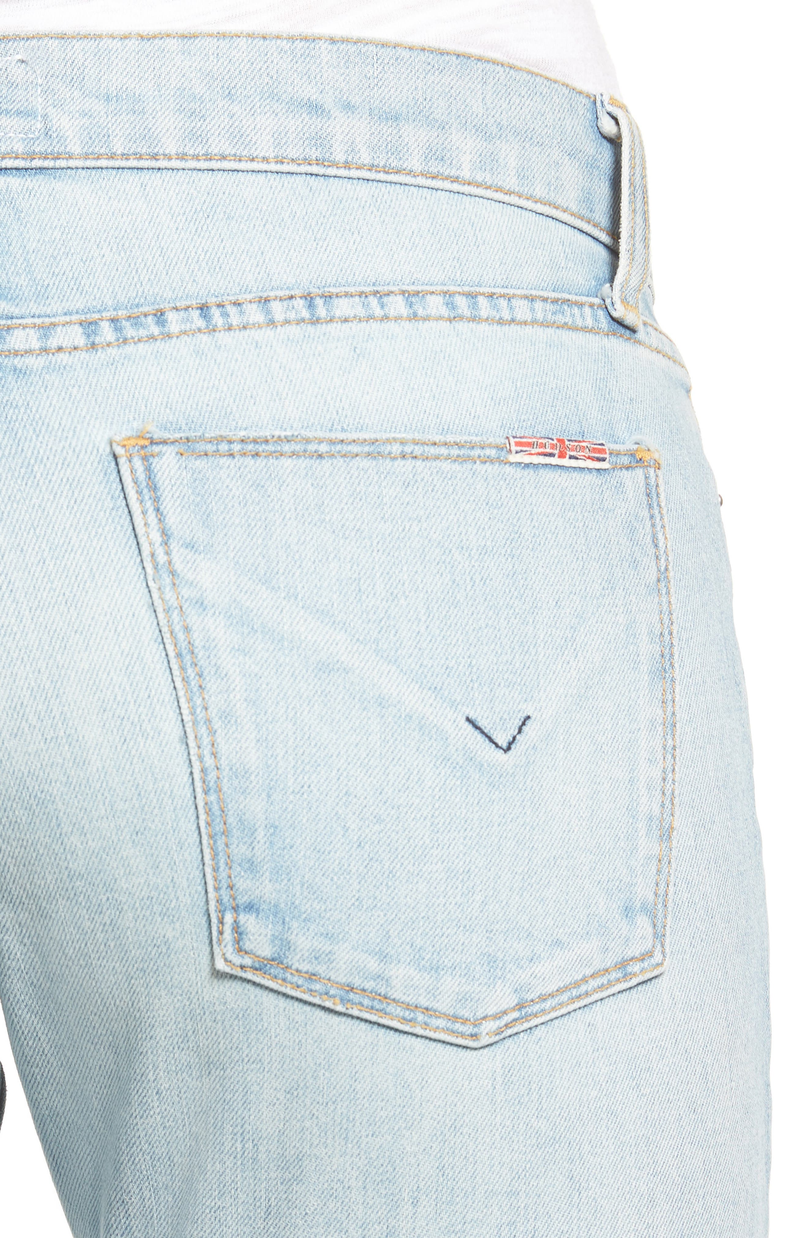 Riley Crop Relaxed Straight Leg Jeans,                             Alternate thumbnail 12, color,