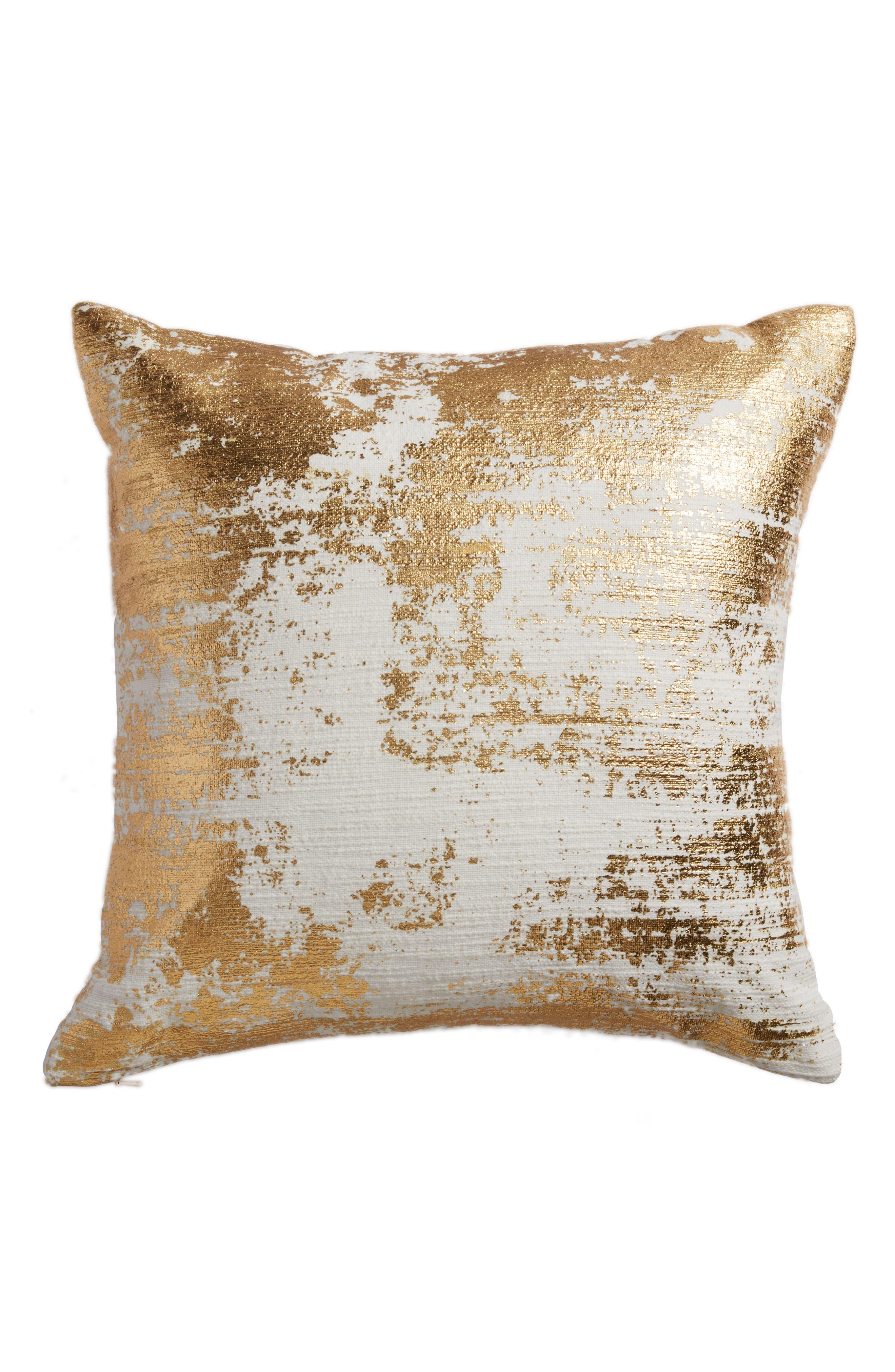 Foil Accent Pillow,                         Main,                         color, 900