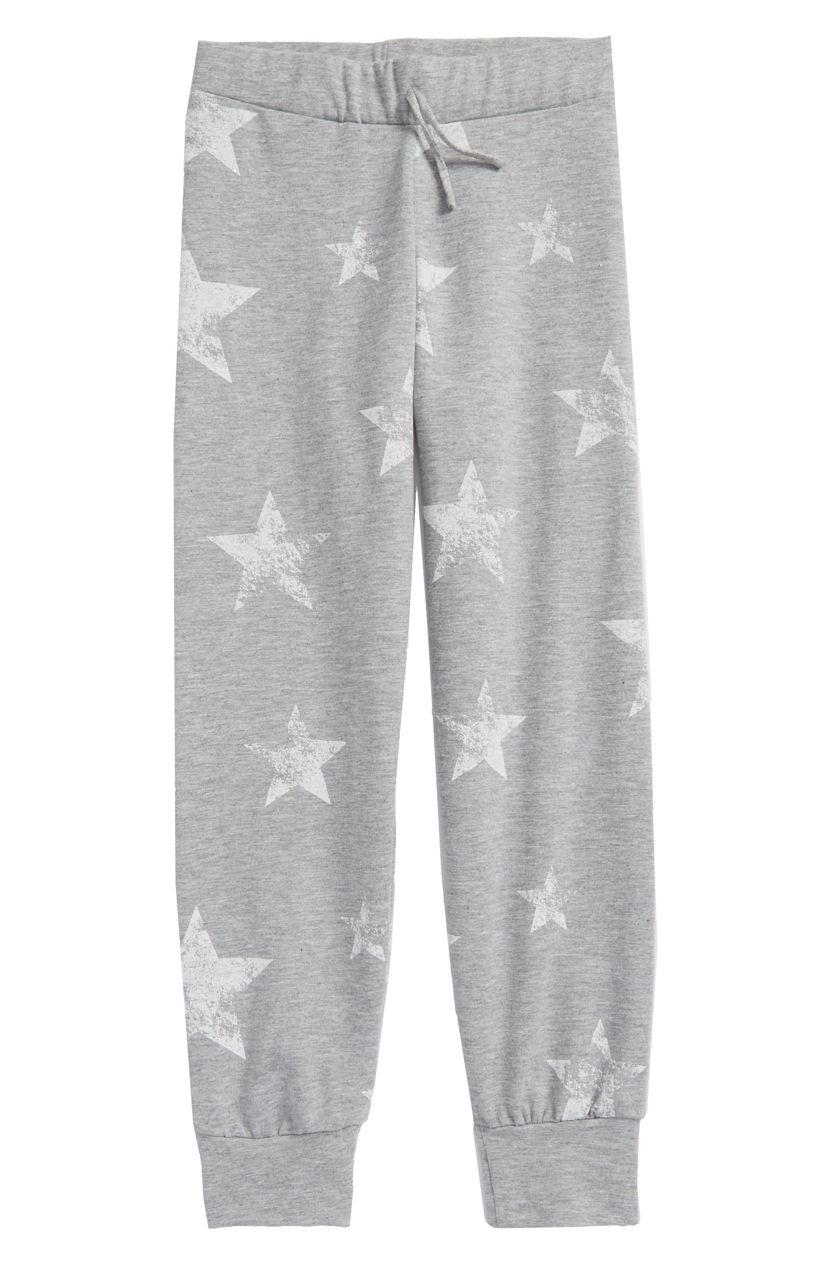 Star Print Jogger Pants,                         Main,                         color, 039