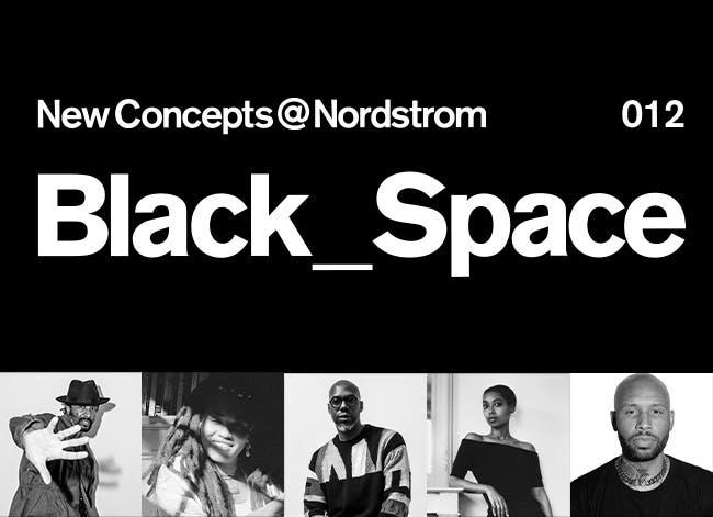 Five Black creatives curate New Concepts: Black_Space.