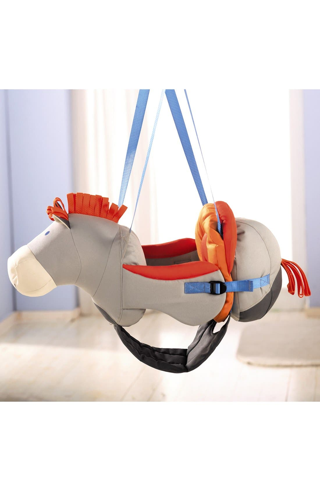 Horse Baby Swing,                             Alternate thumbnail 2, color,                             100