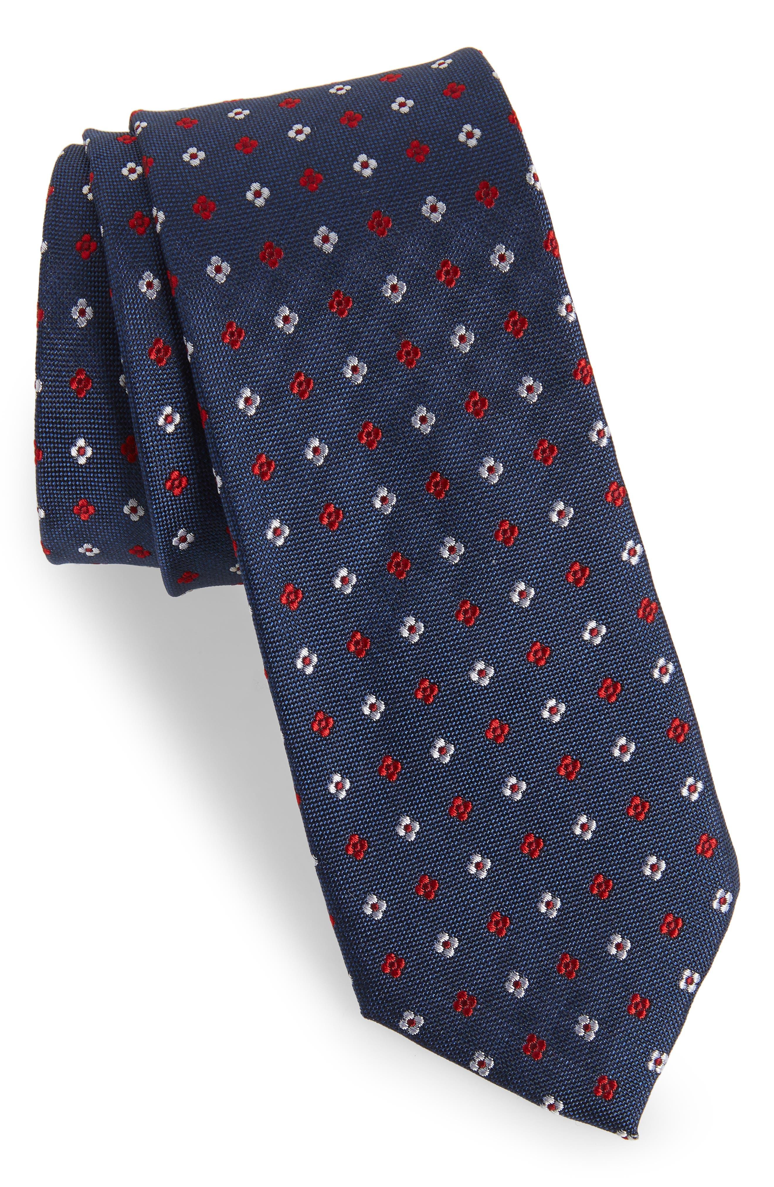 Rubio Silk Tie,                             Main thumbnail 3, color,