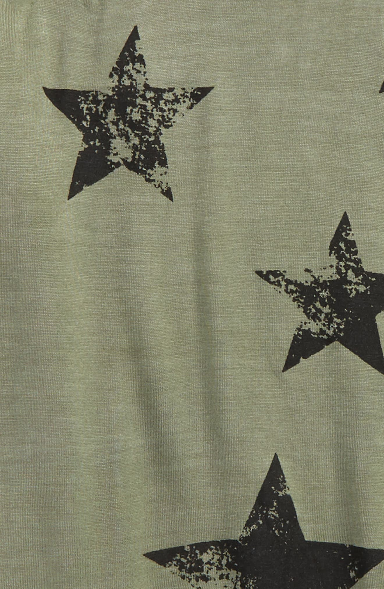 Star Layered Top,                             Alternate thumbnail 2, color,                             301