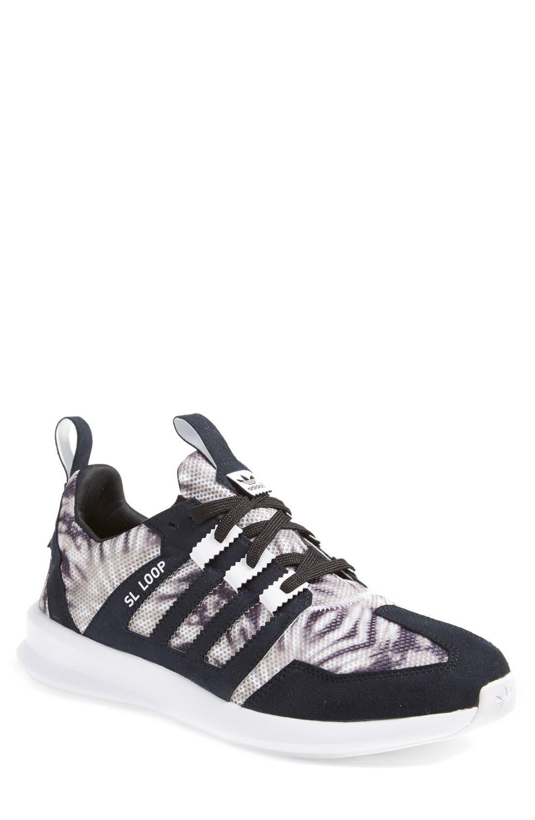 ADIDAS,                             'SL Loop Runner' Sneaker,                             Main thumbnail 1, color,                             001