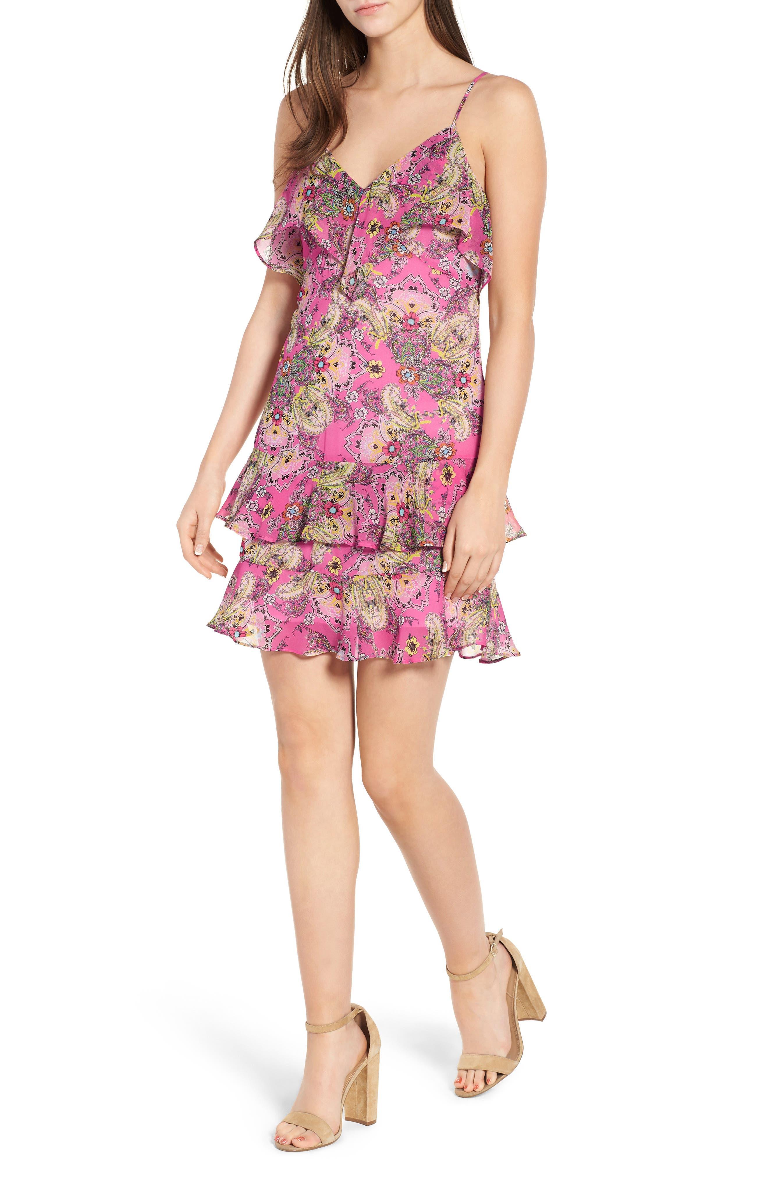 Bailey 44 Daydream Dress, Pink