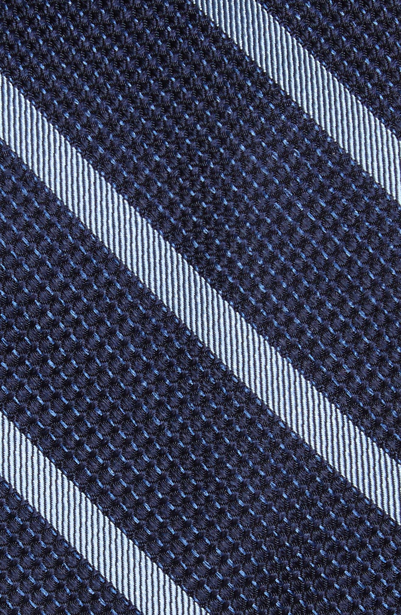 Daubert Stripe Silk Tie,                             Alternate thumbnail 2, color,                             400