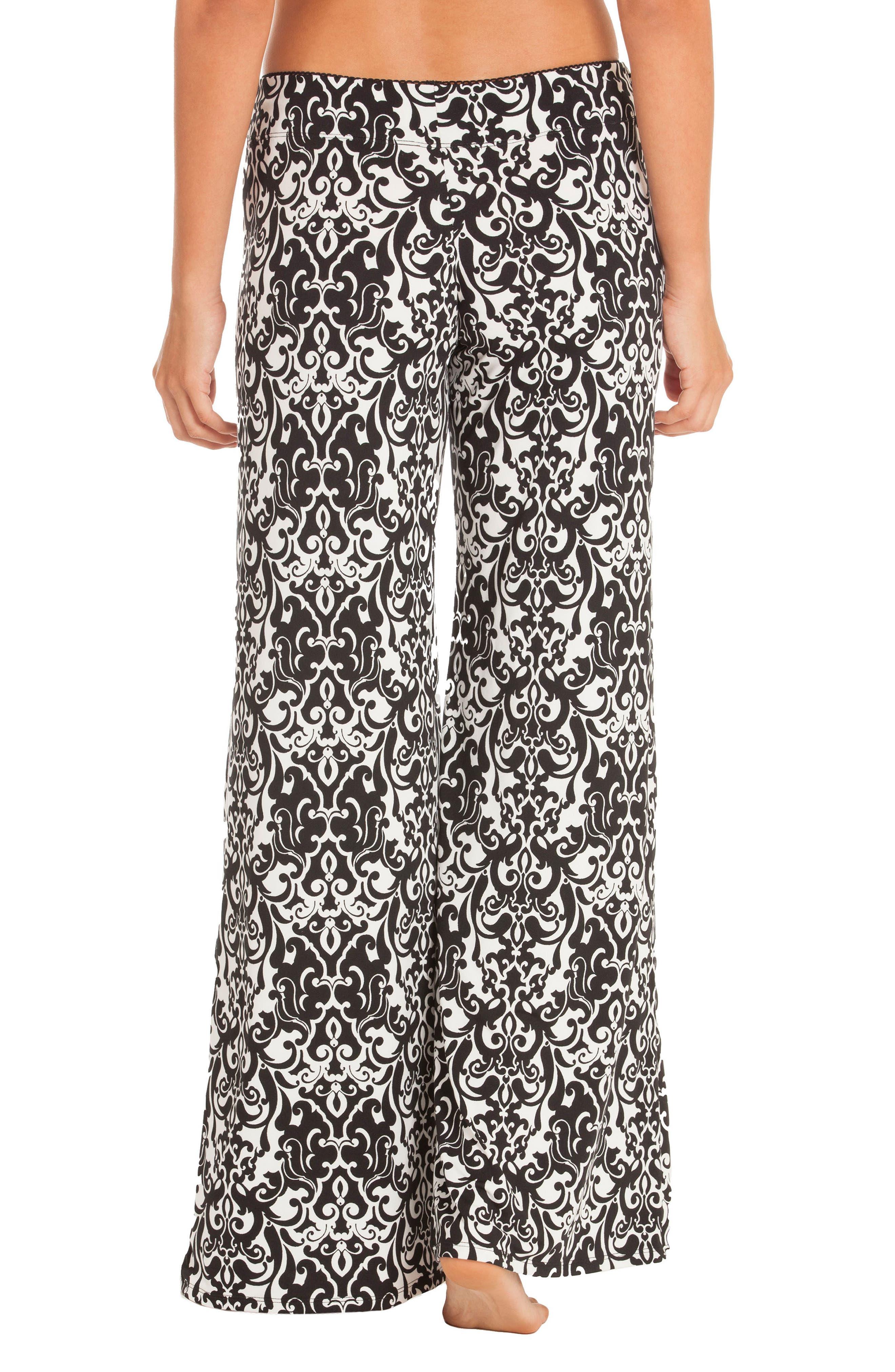 Konya Pajama Pants,                             Alternate thumbnail 2, color,                             001