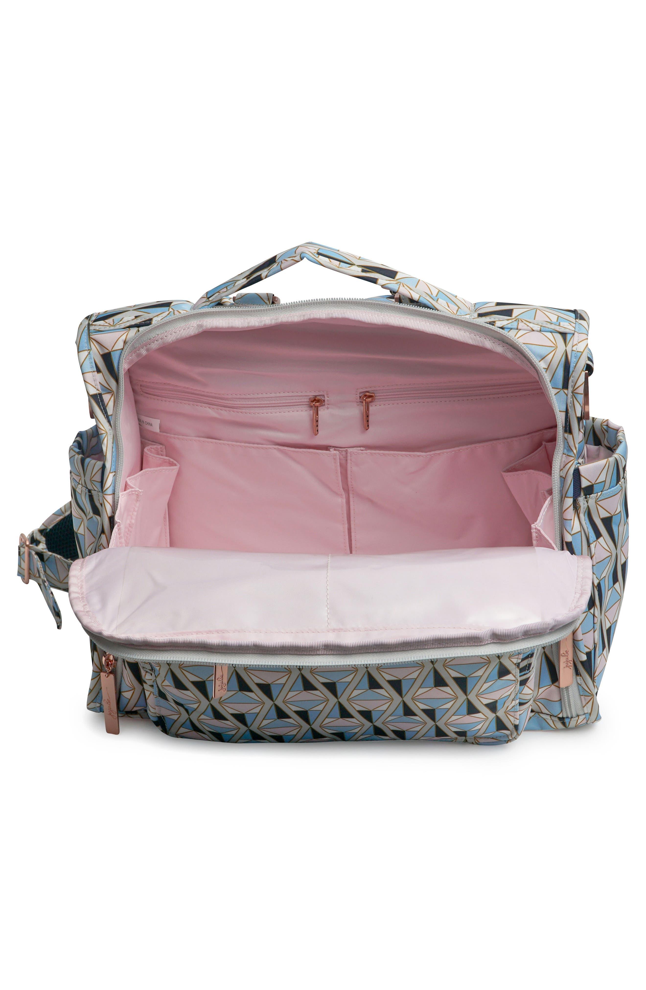 BFF Diaper Bag,                             Alternate thumbnail 3, color,                             SAKURA SWIRL