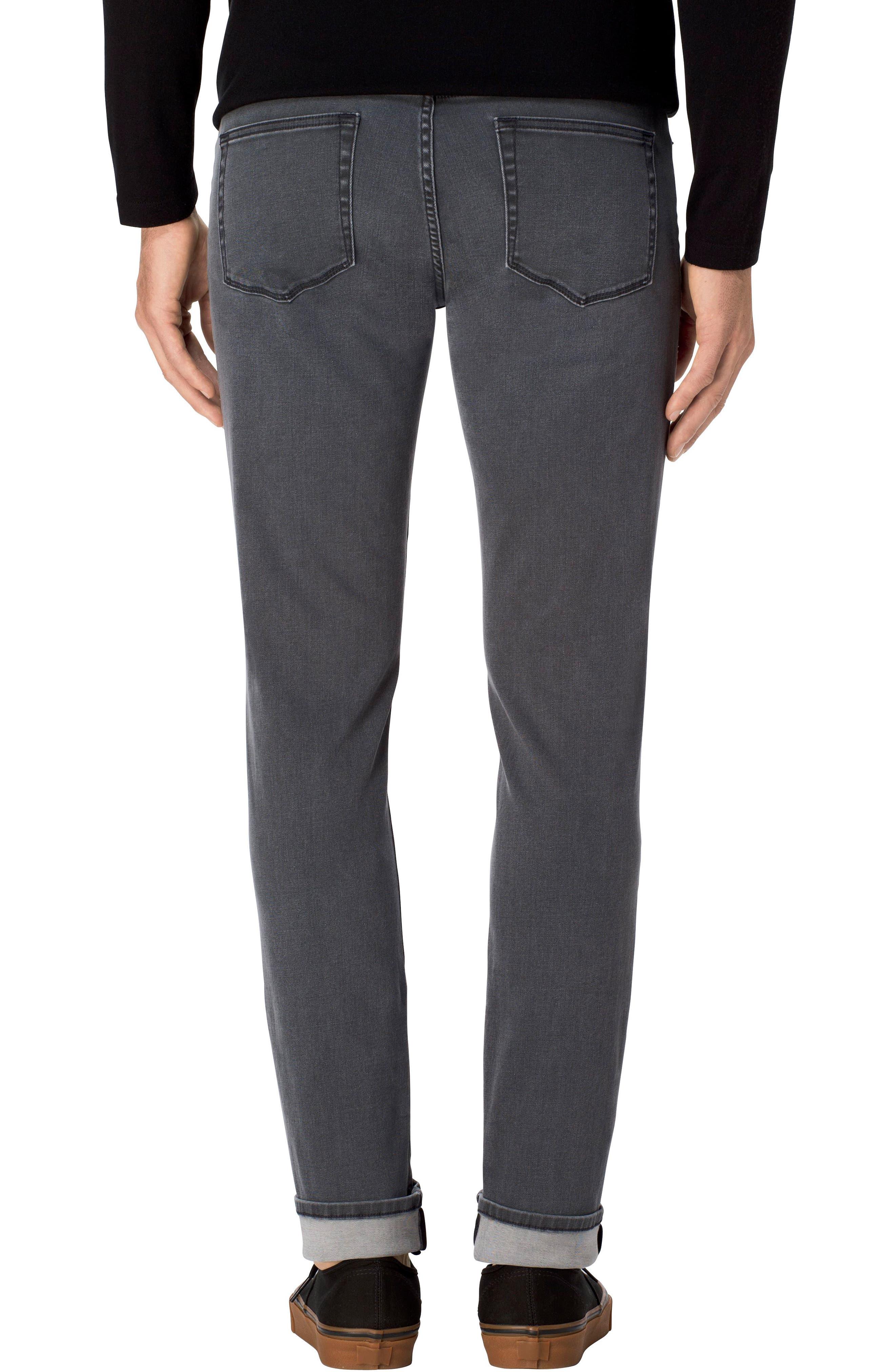 Tyler Slim Fit Jeans,                             Alternate thumbnail 2, color,                             023
