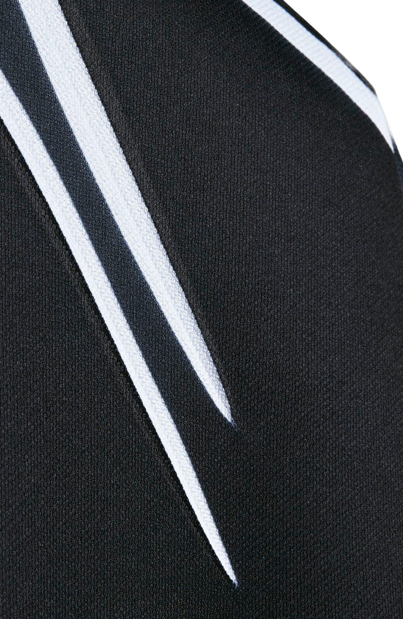 x Alexander Wang Track Jacket,                             Alternate thumbnail 9, color,