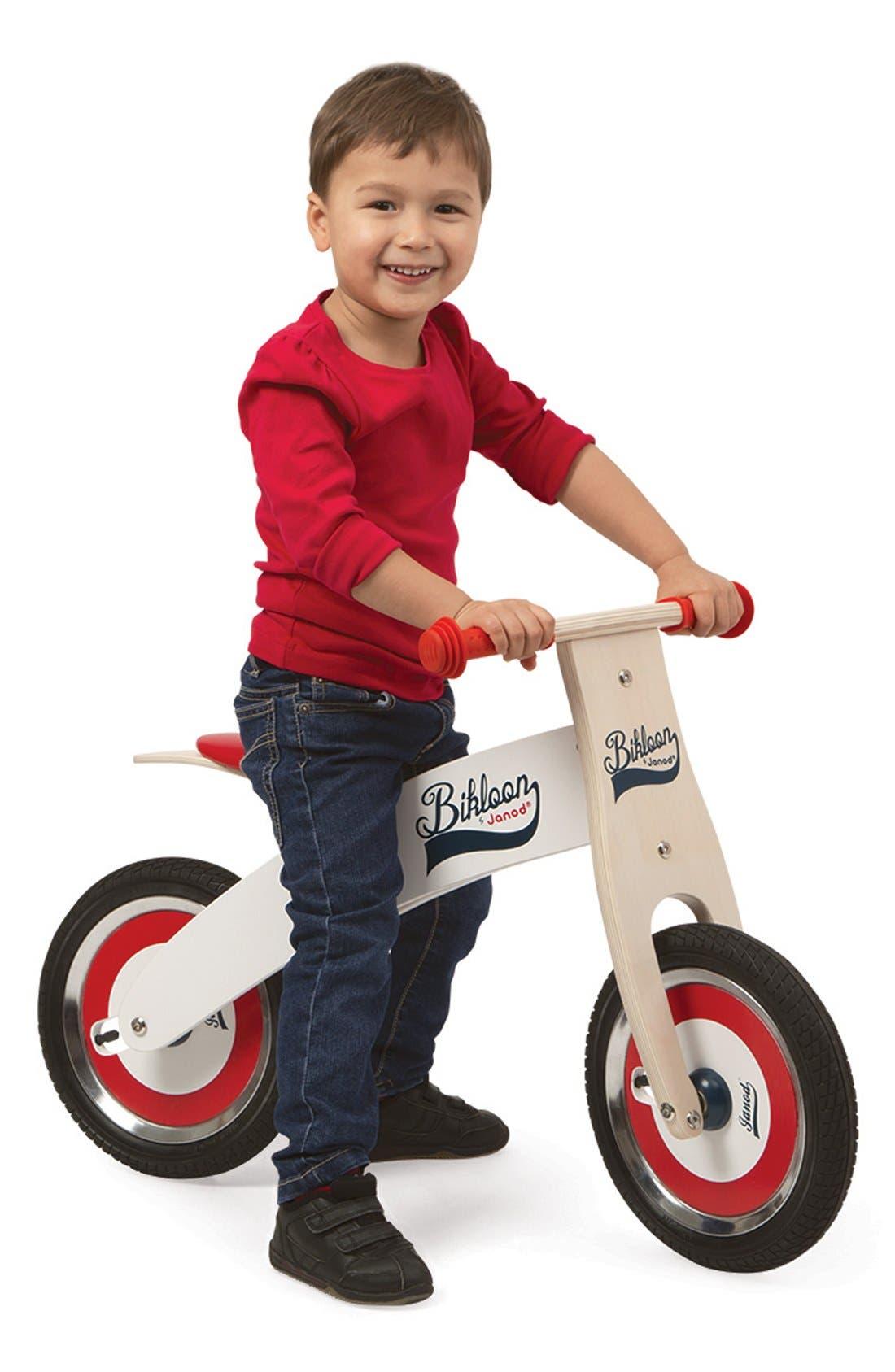 'Bikloon' Balance Bike,                             Alternate thumbnail 2, color,                             RED