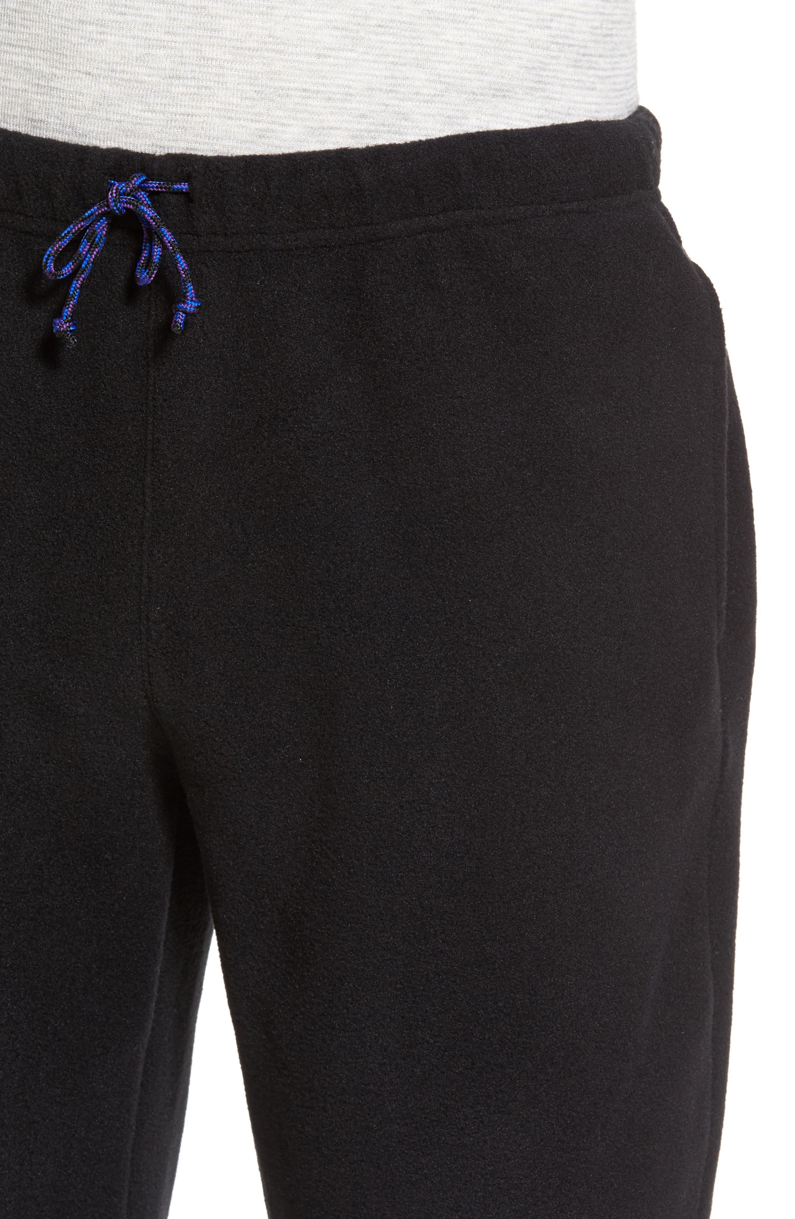 Synchilla<sup>®</sup> Fleece Pants,                             Alternate thumbnail 4, color,                             001
