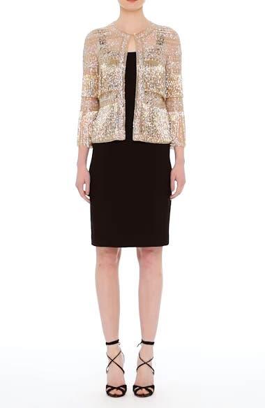 Sequin Fringe Jacket, video thumbnail
