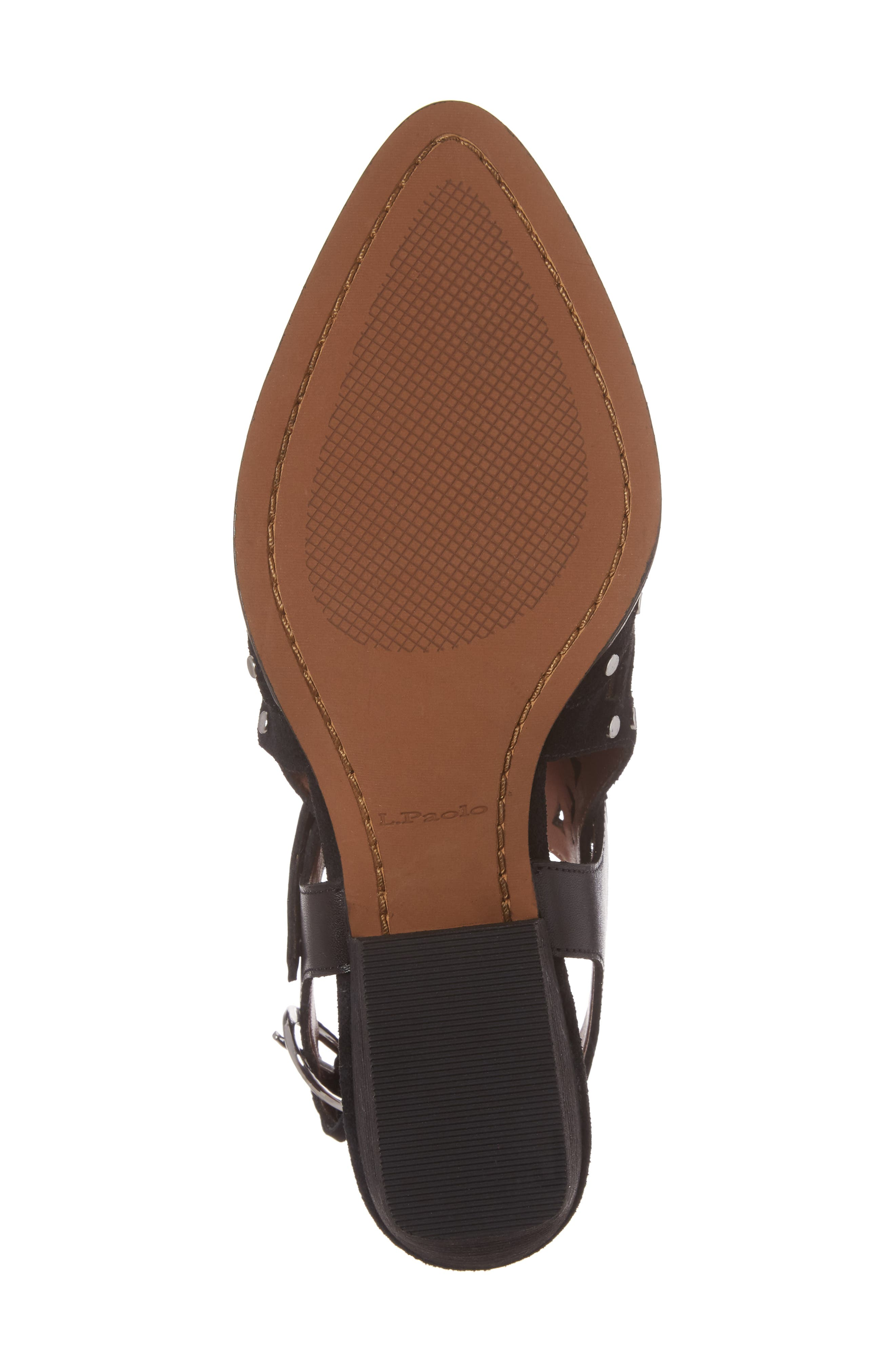 Whitney Bootie,                             Alternate thumbnail 6, color,                             001