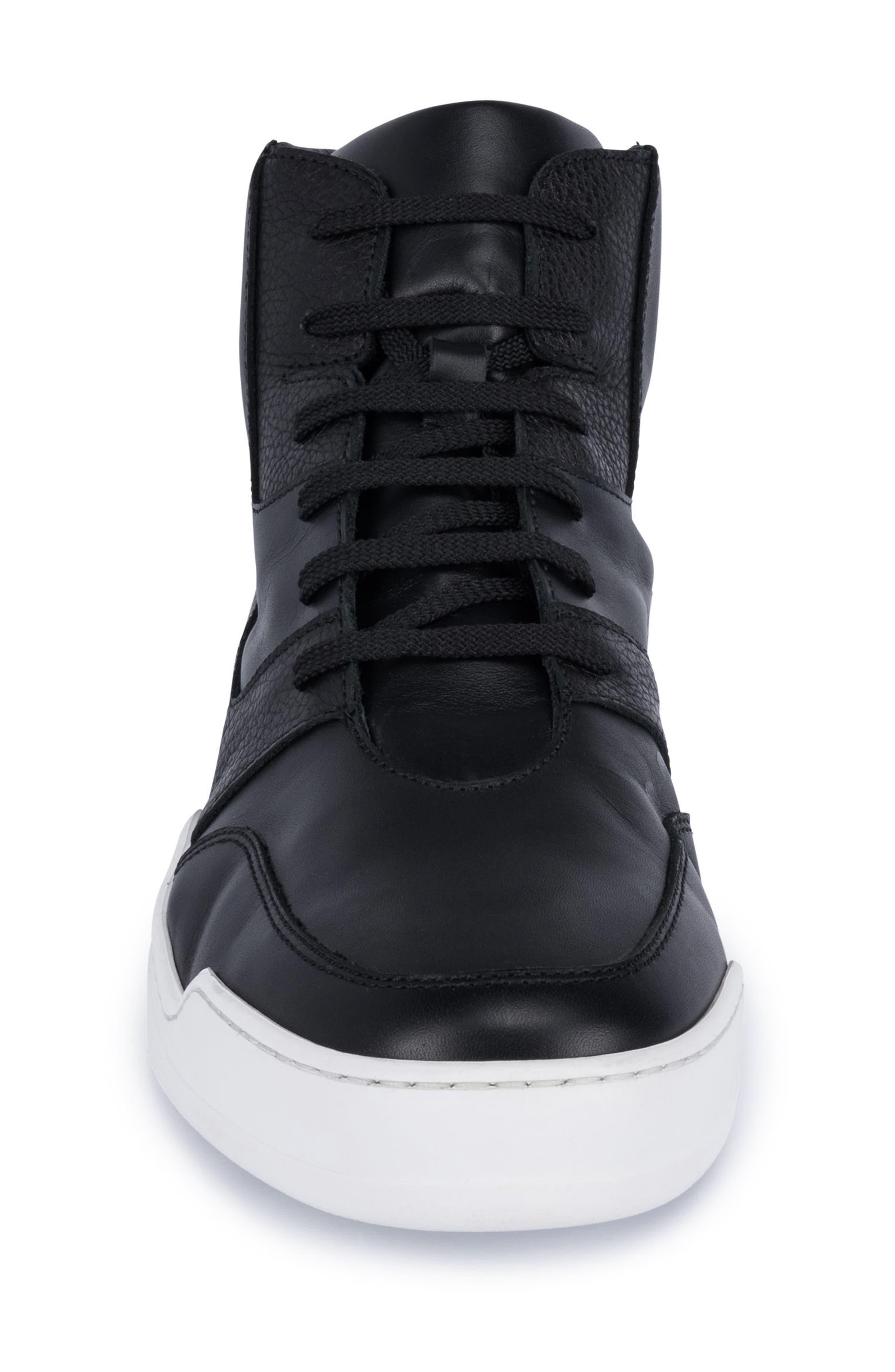 Carrara Sneaker,                             Alternate thumbnail 4, color,                             001