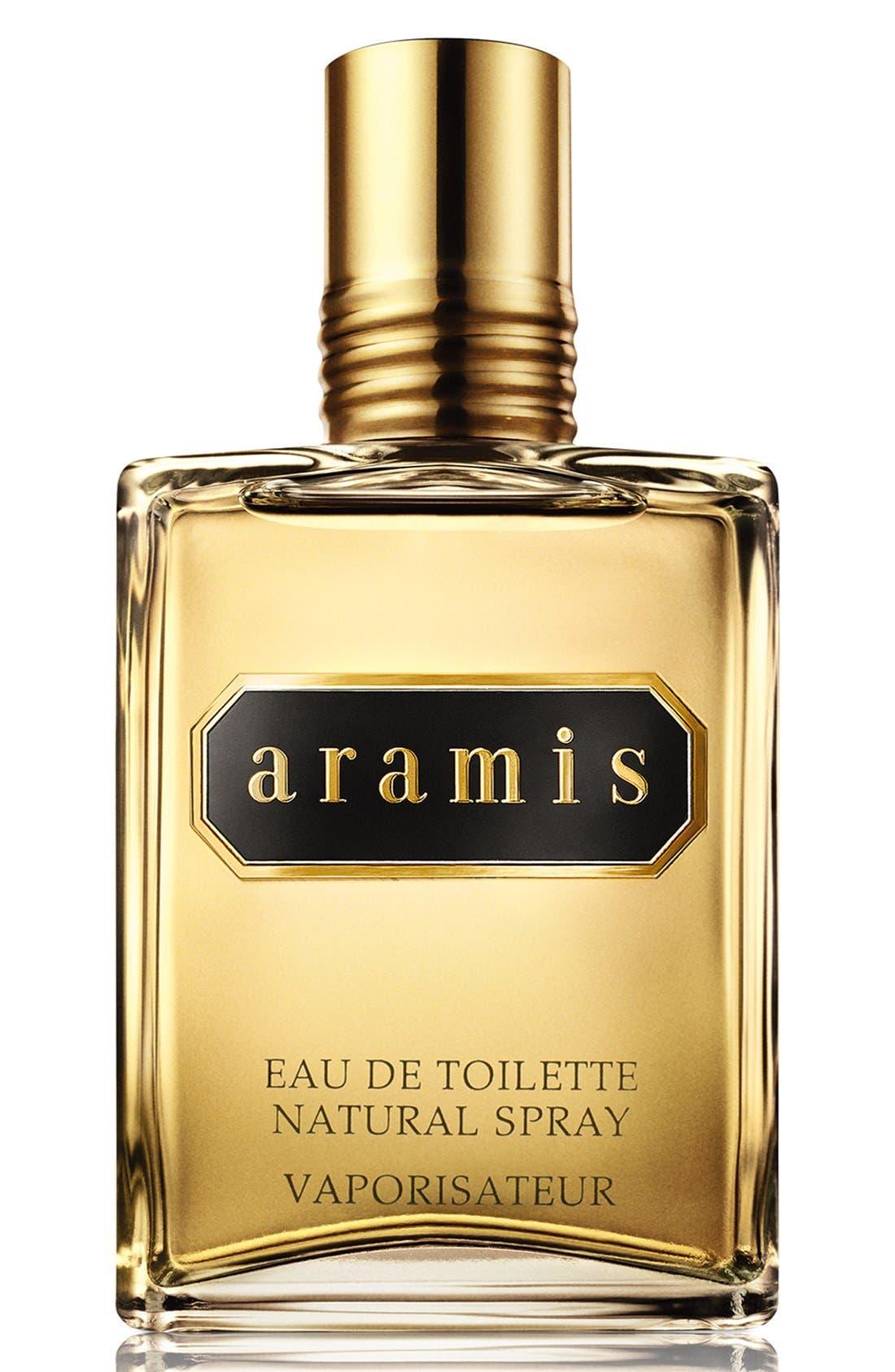 Aramis 'Classic' Eau de Toilette,                             Main thumbnail 1, color,                             000