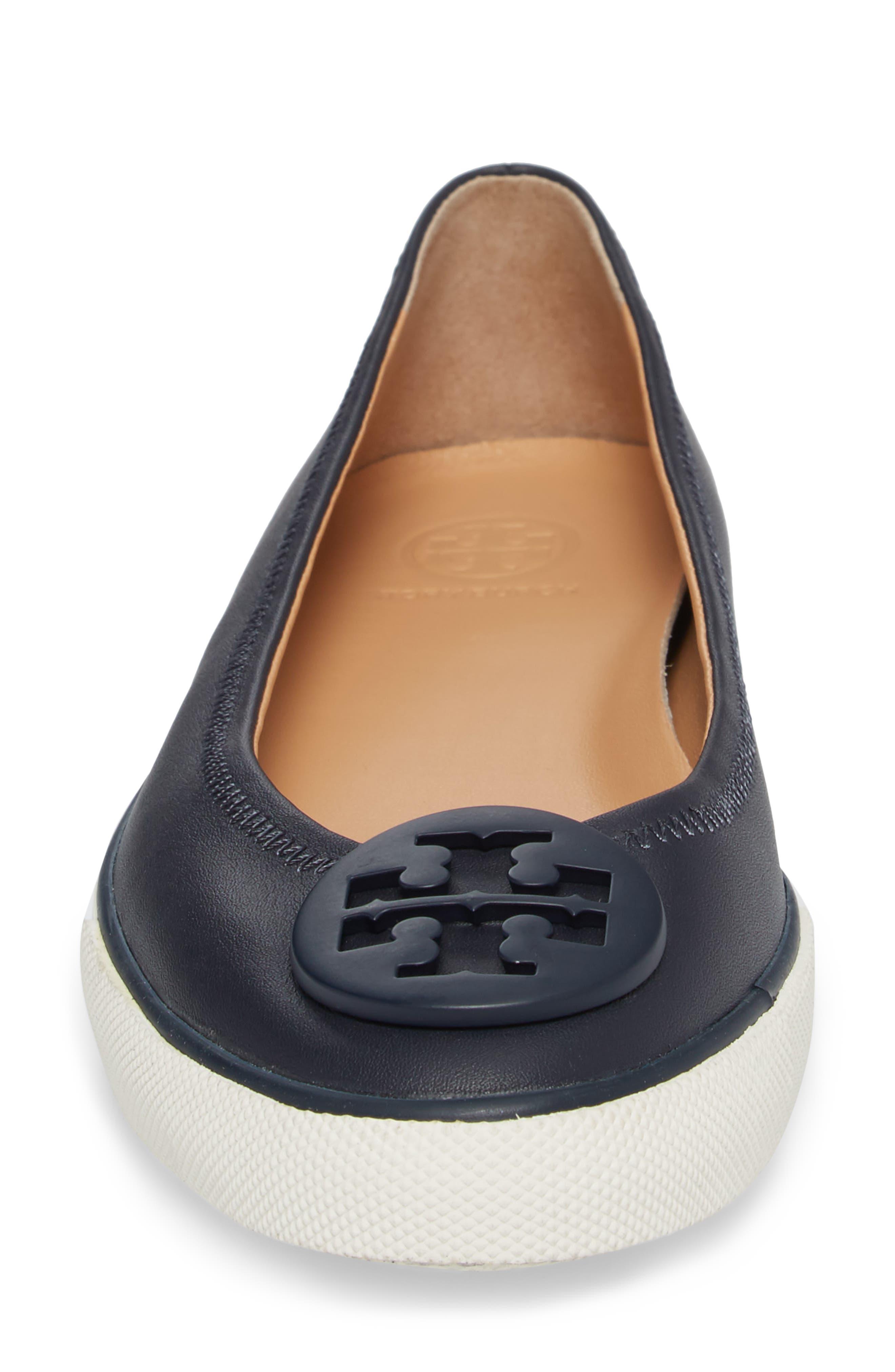 Skylar Ballet Sneaker,                             Alternate thumbnail 4, color,                             430