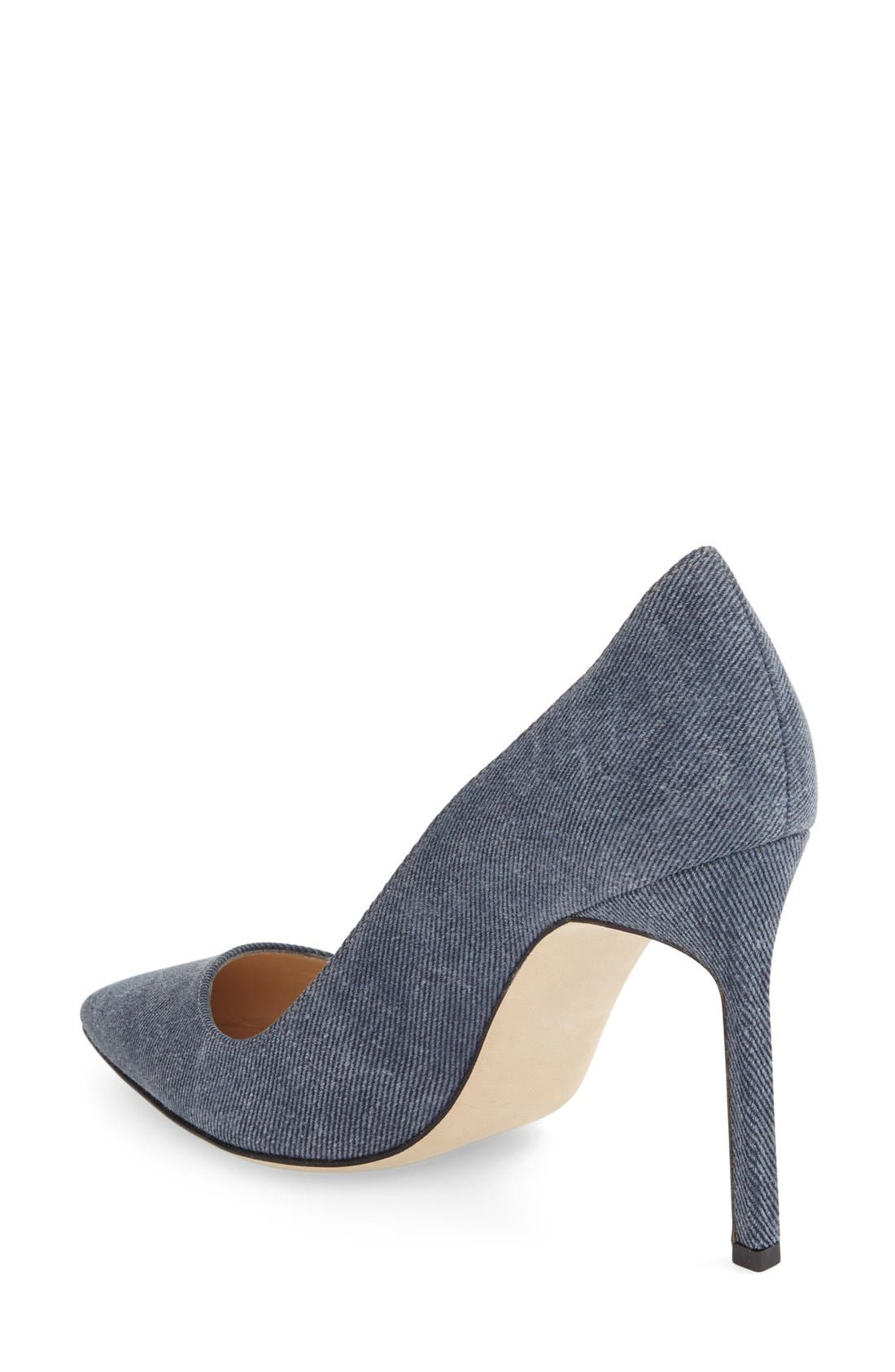 BB Pointy Toe Pump,                             Alternate thumbnail 22, color,
