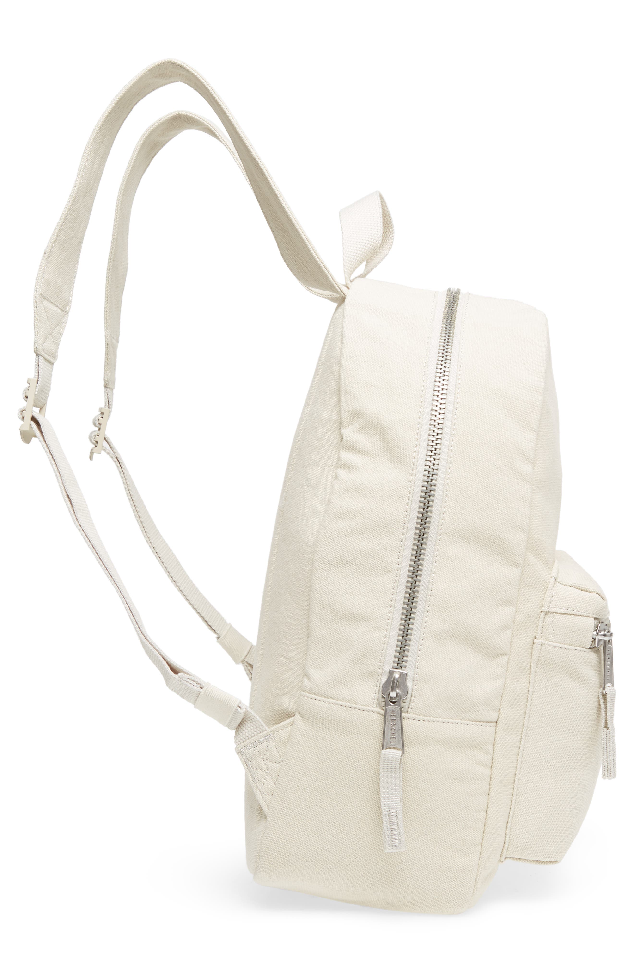 X-Small Grove Cotton Canvas Backpack,                             Alternate thumbnail 18, color,