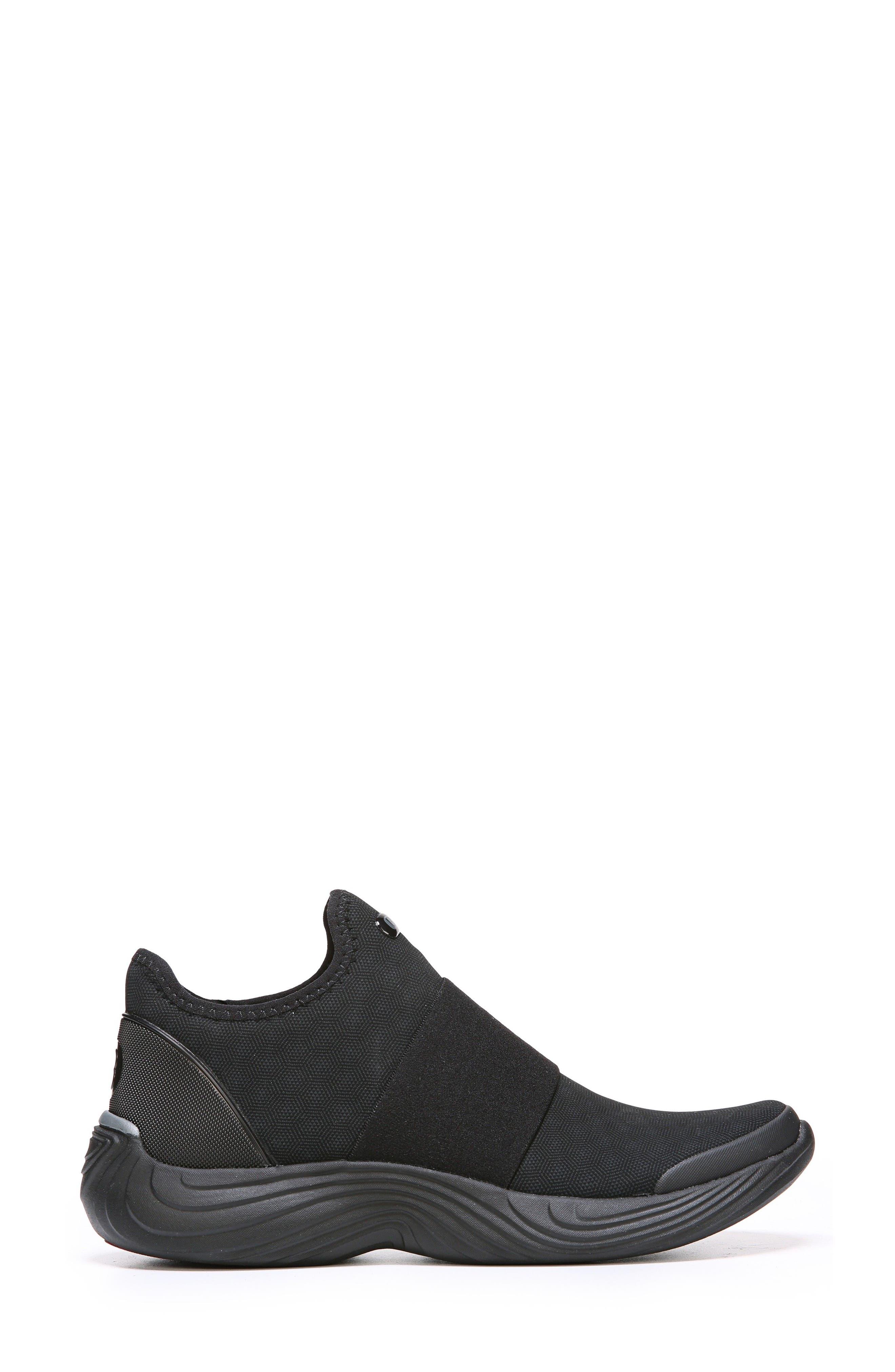 Terri Slip-On Sneaker,                             Alternate thumbnail 3, color,                             001
