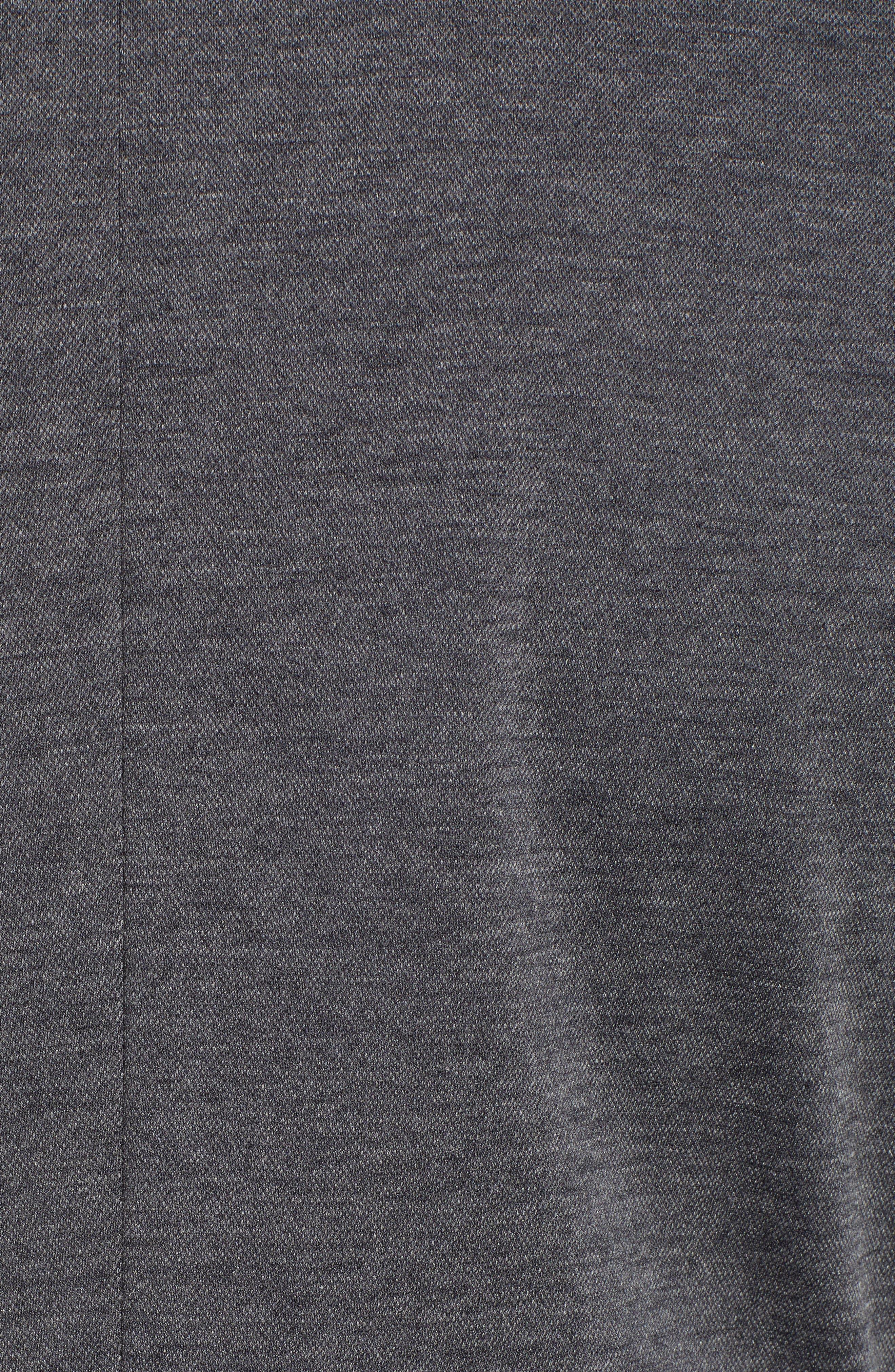 NORDSTROM MEN'S SHOP,                             Trim Fit Stretch Comfort Sport Coat,                             Alternate thumbnail 6, color,                             020