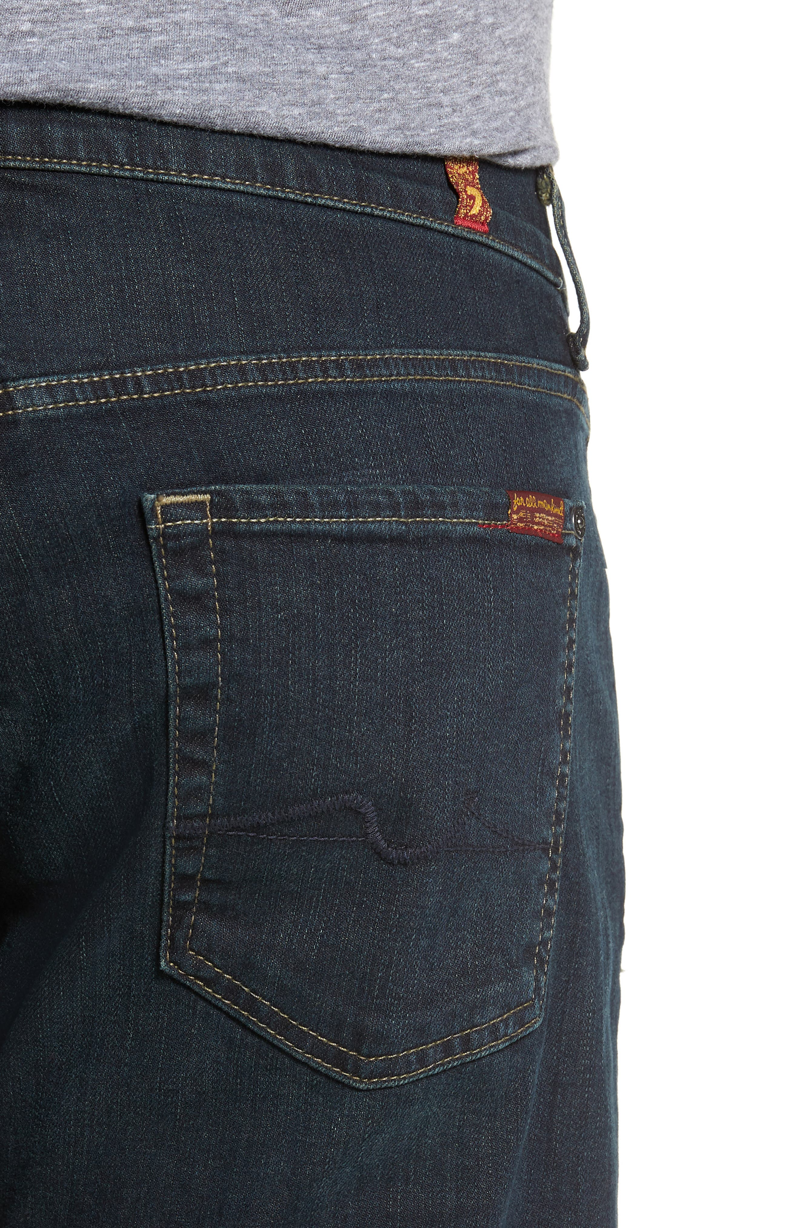Austyn Relaxed Fit Jeans,                             Alternate thumbnail 4, color,                             CONTRA