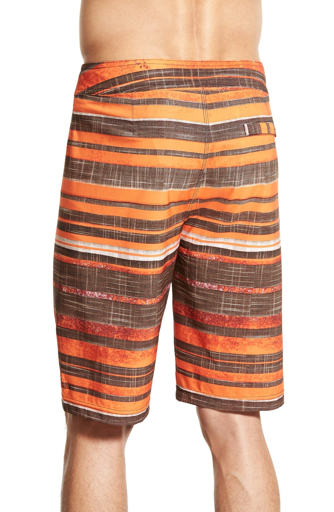 'Sediment' Stretch Board Shorts,                             Alternate thumbnail 73, color,
