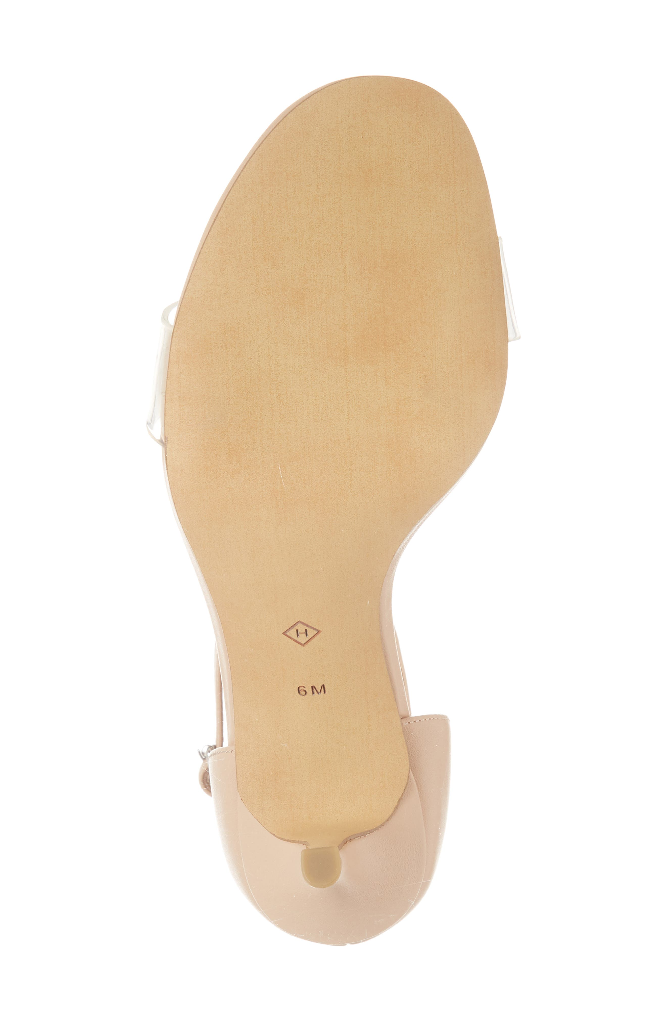 Audrey Ankle Strap Sandal,                             Alternate thumbnail 110, color,
