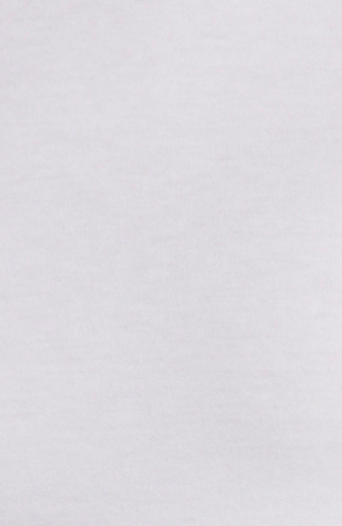 TOMMY JOHN,                             Cool Cotton Crewneck Undershirt,                             Alternate thumbnail 2, color,                             WHITE