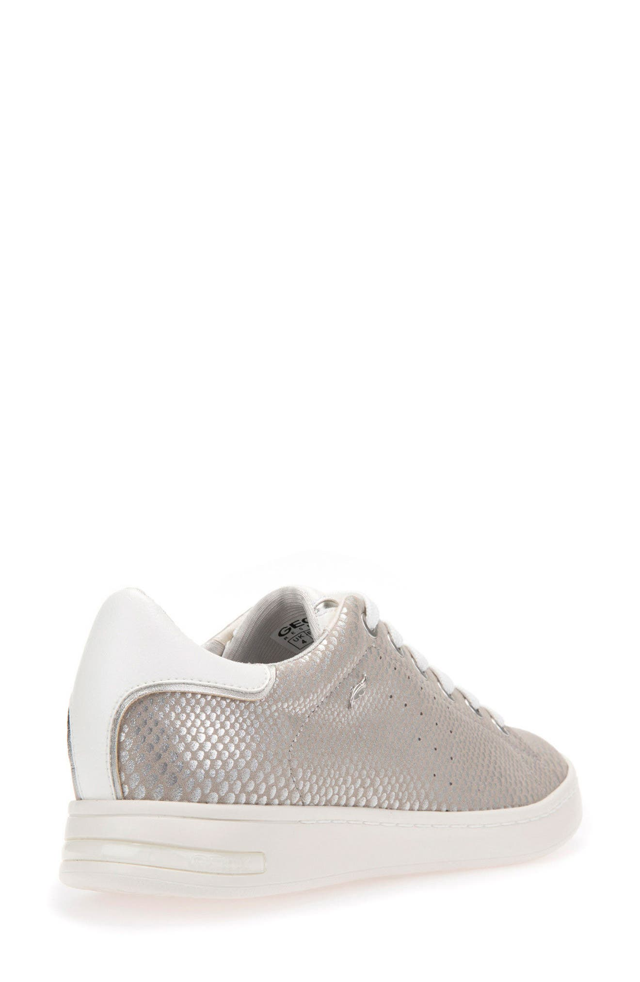 Jaysen Sneaker,                             Alternate thumbnail 2, color,                             SILVER FABRIC