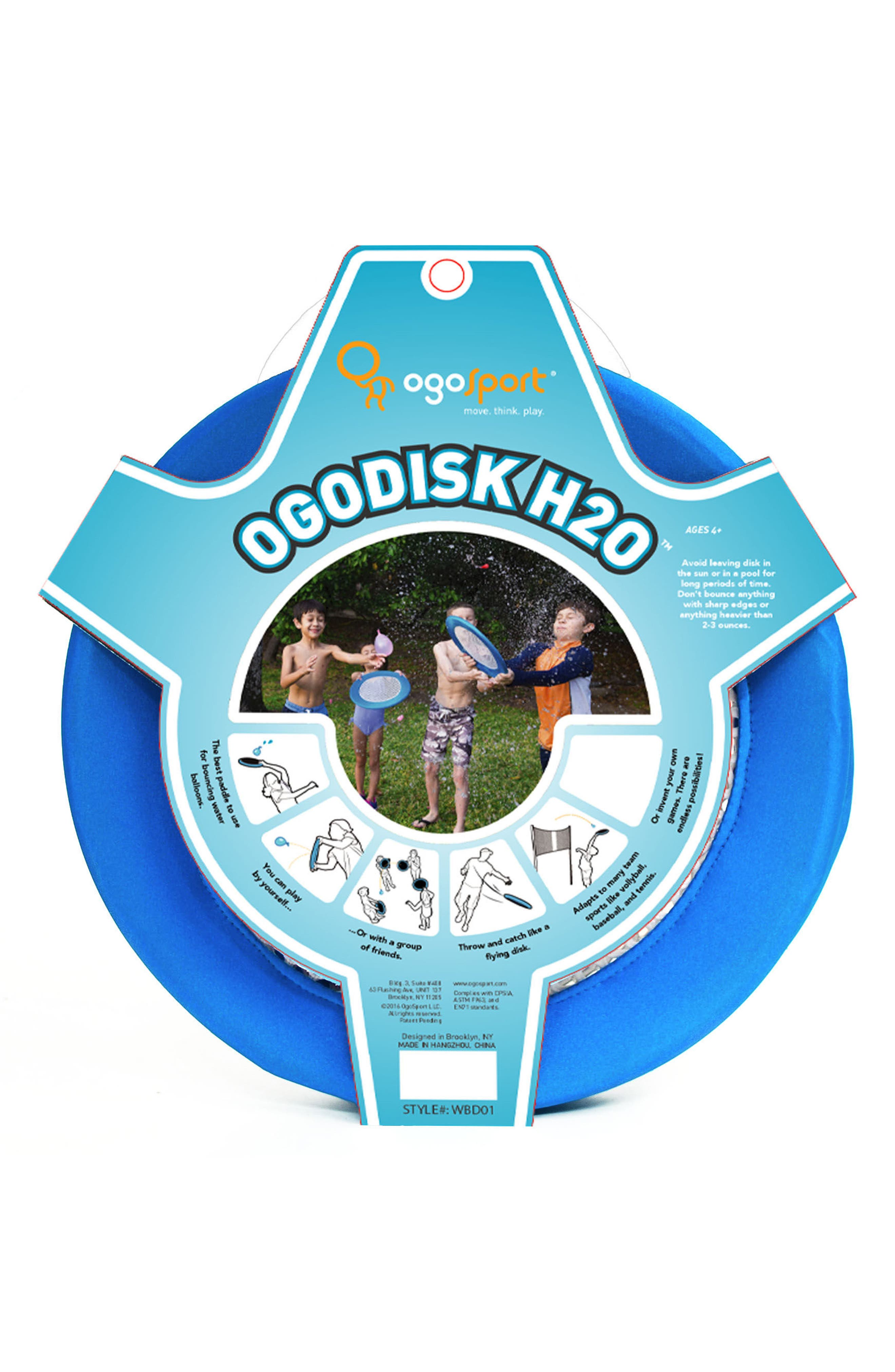 OgoDisk H2O Water Ballon Bouncer Game,                             Alternate thumbnail 2, color,                             499