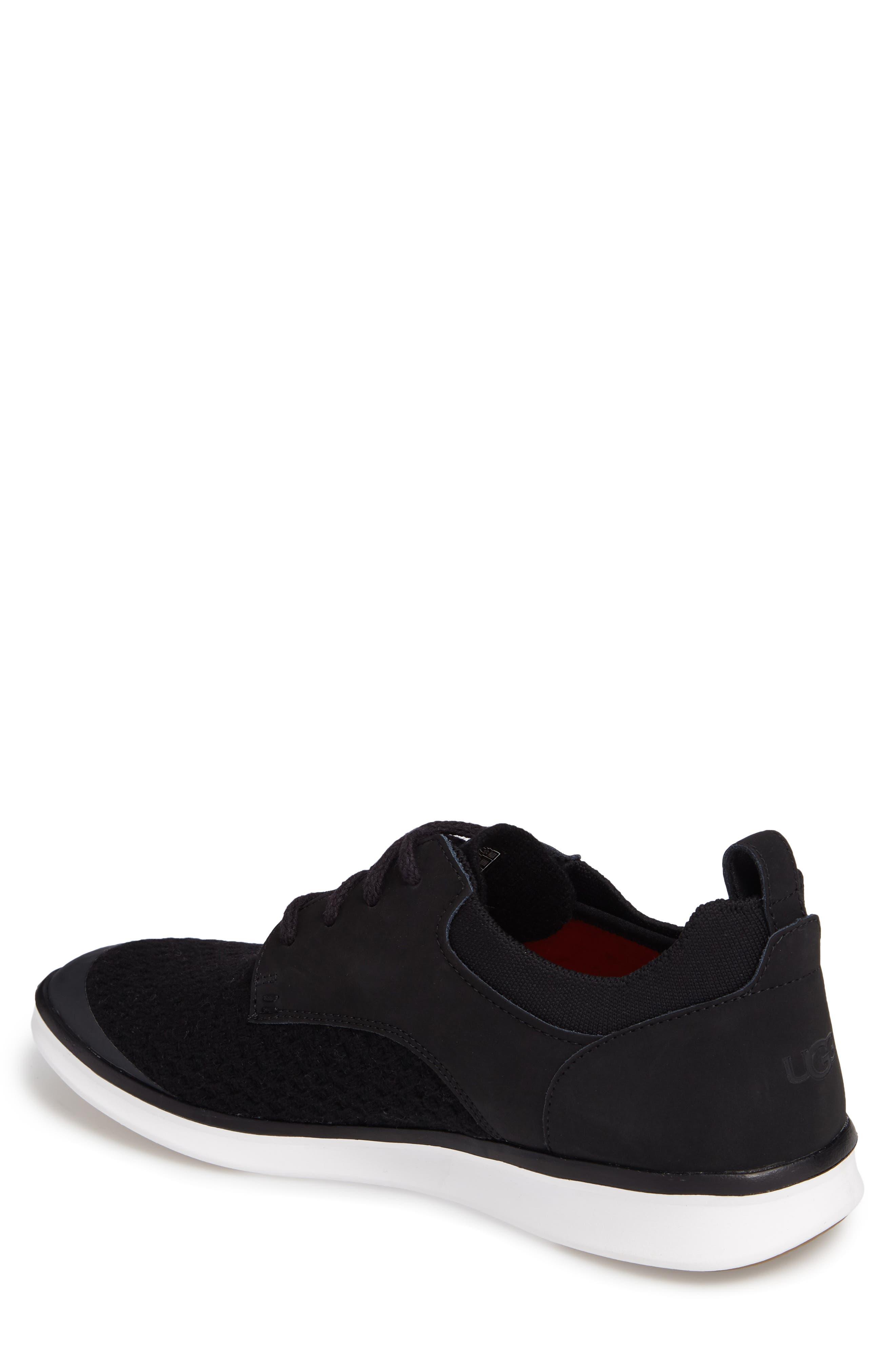 Hepner HyperWeave Sneaker,                             Alternate thumbnail 2, color,                             001
