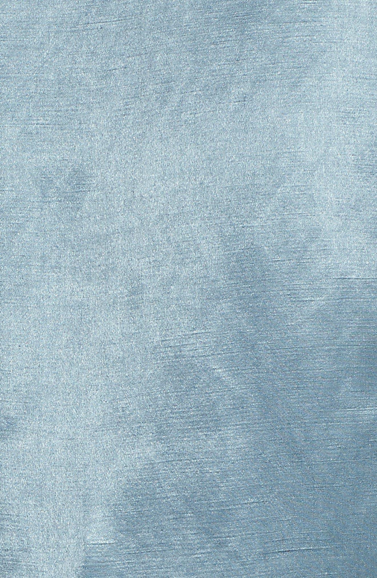 High Collar Long Jacket,                             Alternate thumbnail 28, color,