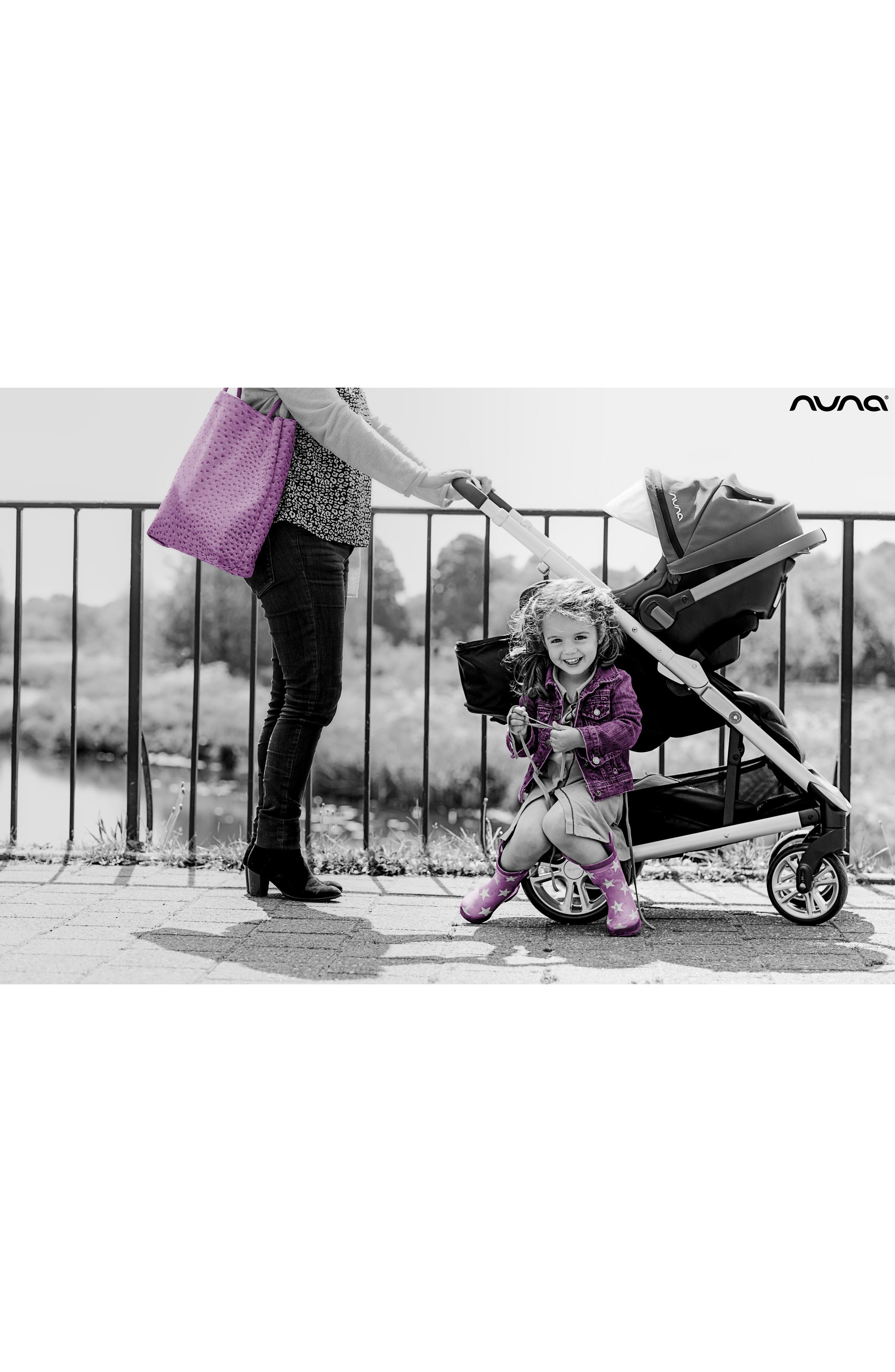 'TAVO<sup>™</sup>' Stroller,                             Alternate thumbnail 4, color,                             001
