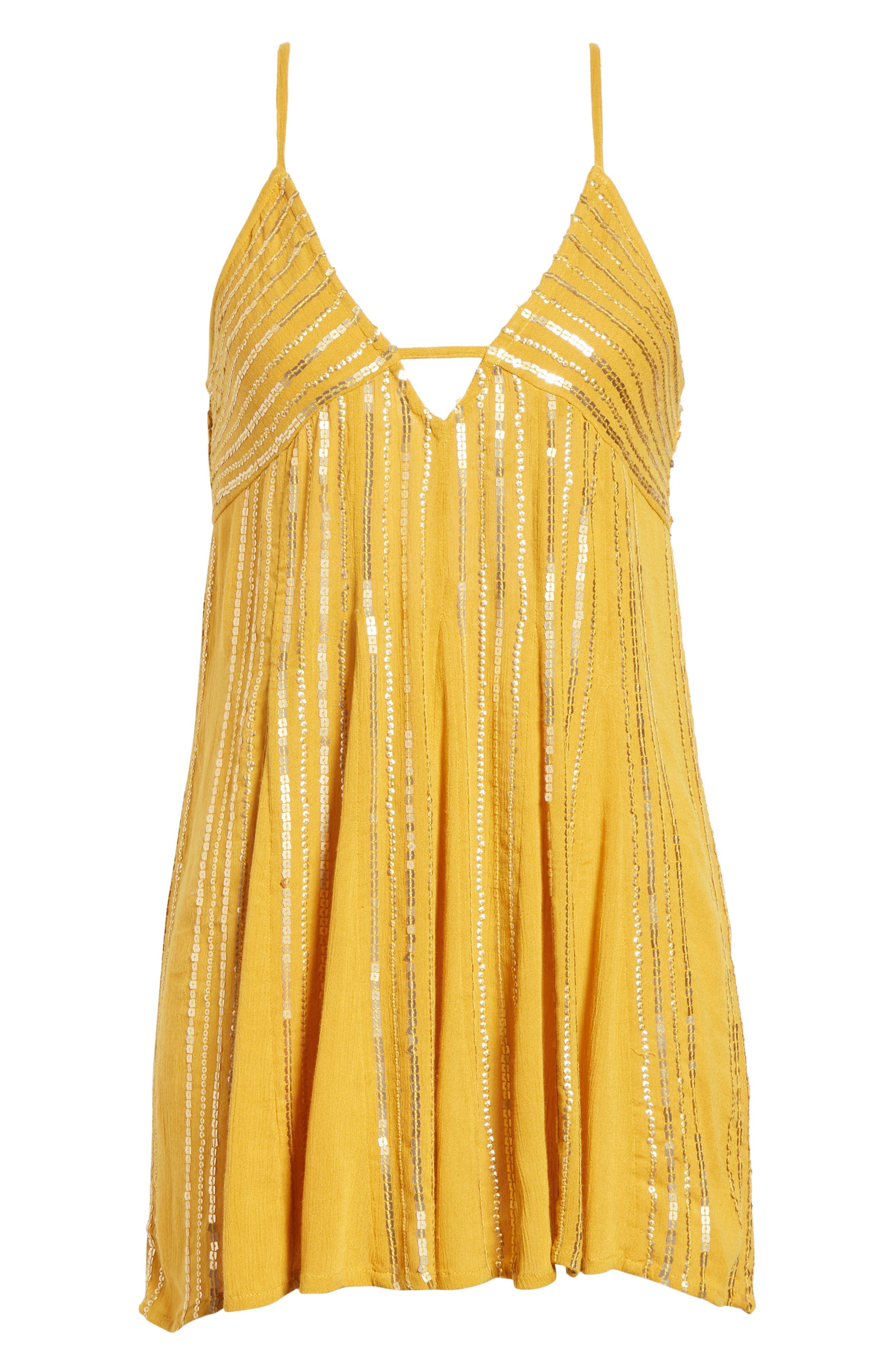 Here She Is Embellished Swing Minidress,                             Alternate thumbnail 8, color,                             710