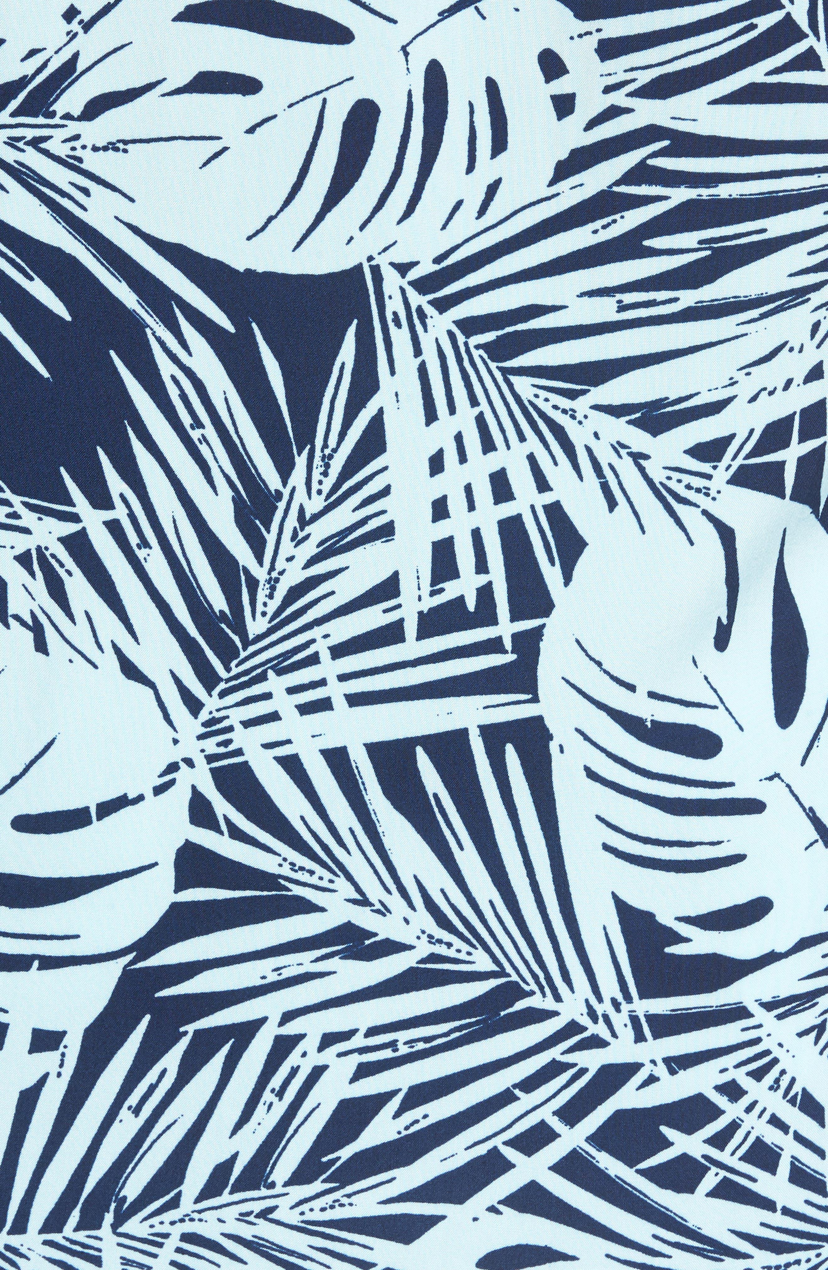 Print Woven Shirt,                             Alternate thumbnail 15, color,